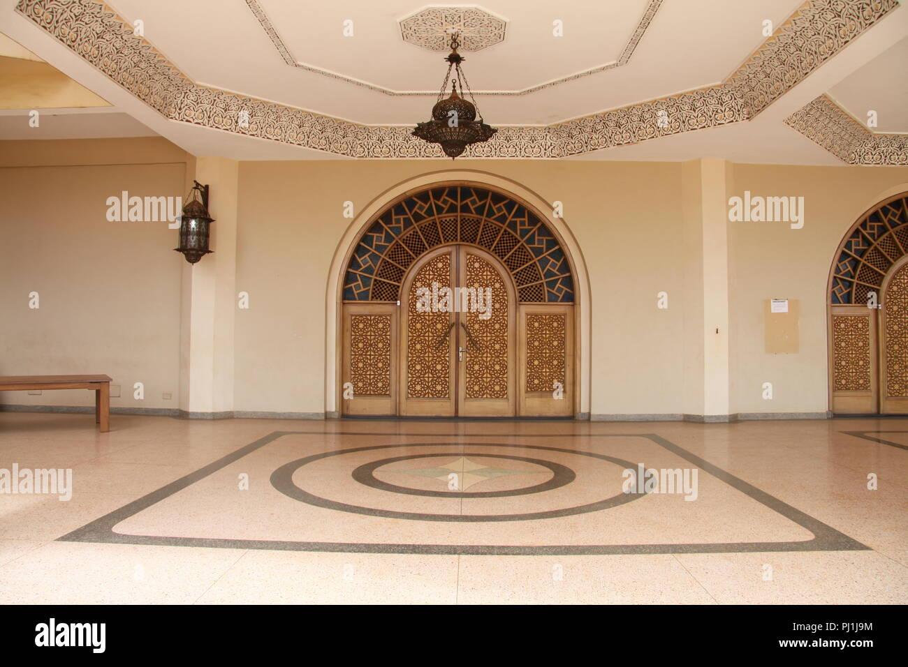 Gaddafi Mosque, Kampala, Uganda - Stock Image