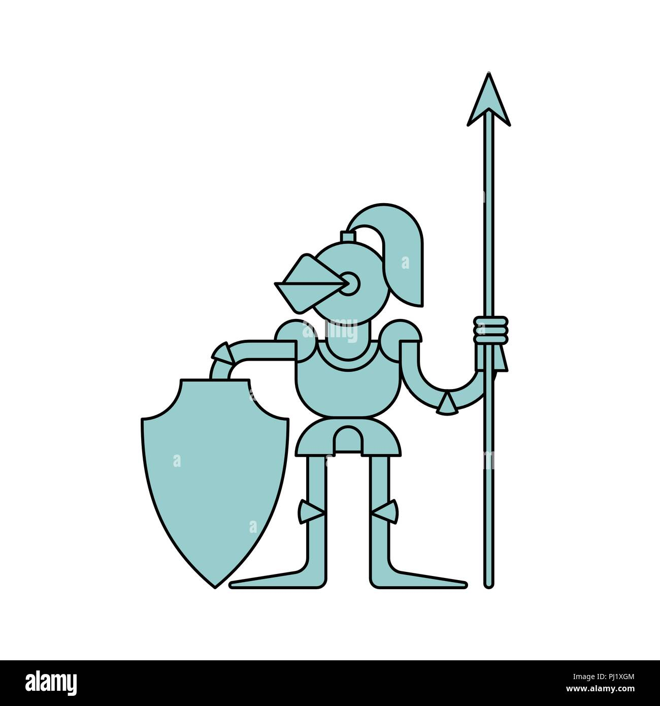 Medieval Costume Stock Vector Images - Alamy