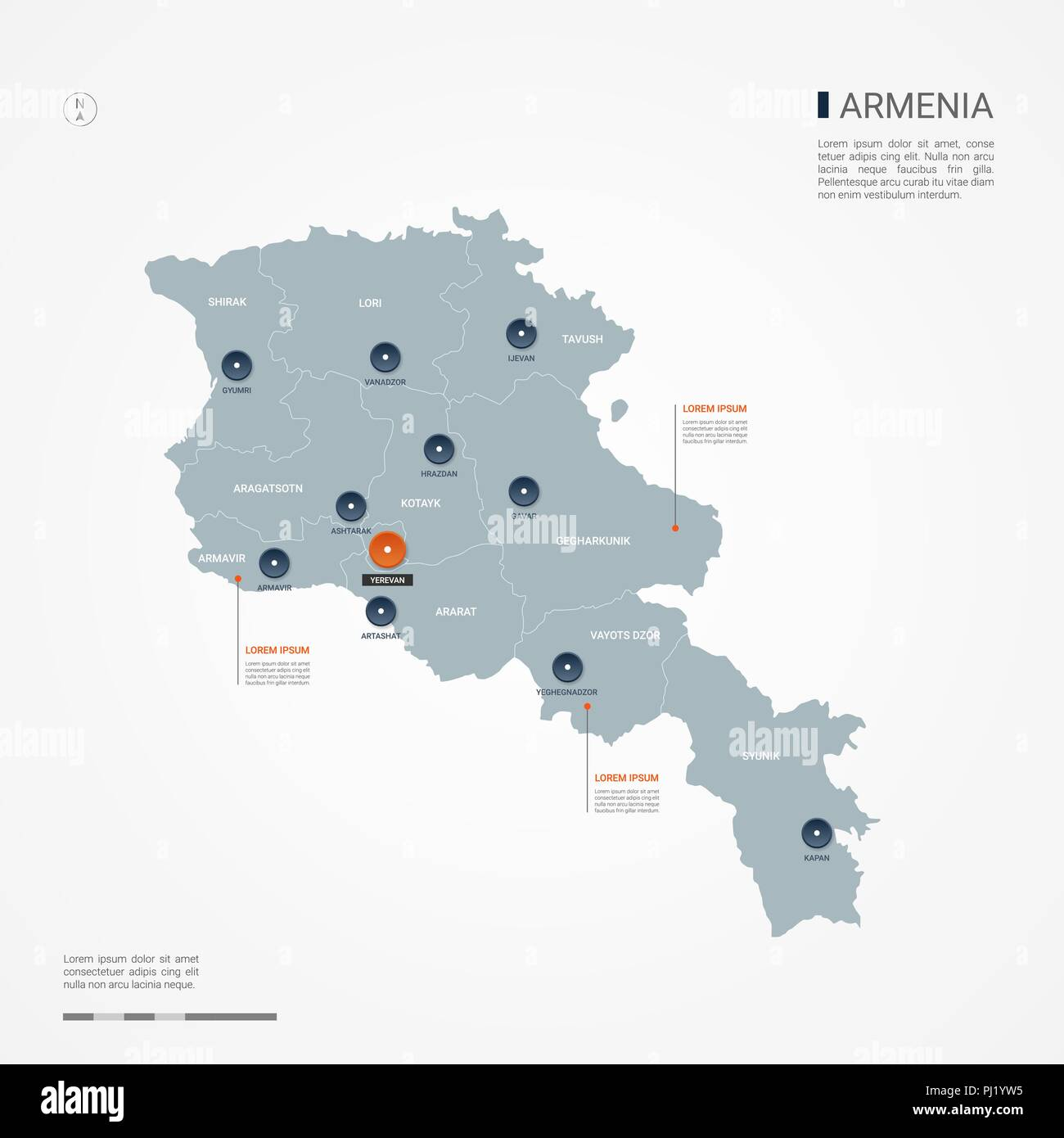 Armenia map with borders, cities, capital and administrative ... on map of southern europe cities, map of central america cities, map of france cities, map of uk cities, map of china cities, map of s korea cities, map of asia cities, map of chile cities, map of latin america cities, map of west germany cities, map of brazil cities, map of western ukraine cities, map of india cities, map of the dominican republic cities, map of dutch cities, map of new zealand cities, map of ussr cities, map of democratic republic of congo cities, map of ireland cities, map of portugal cities,