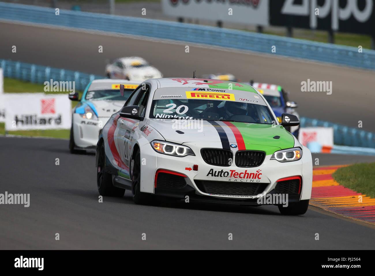 September 2 2018 Autotechnic Racing Driver Robert Nimkoff 20
