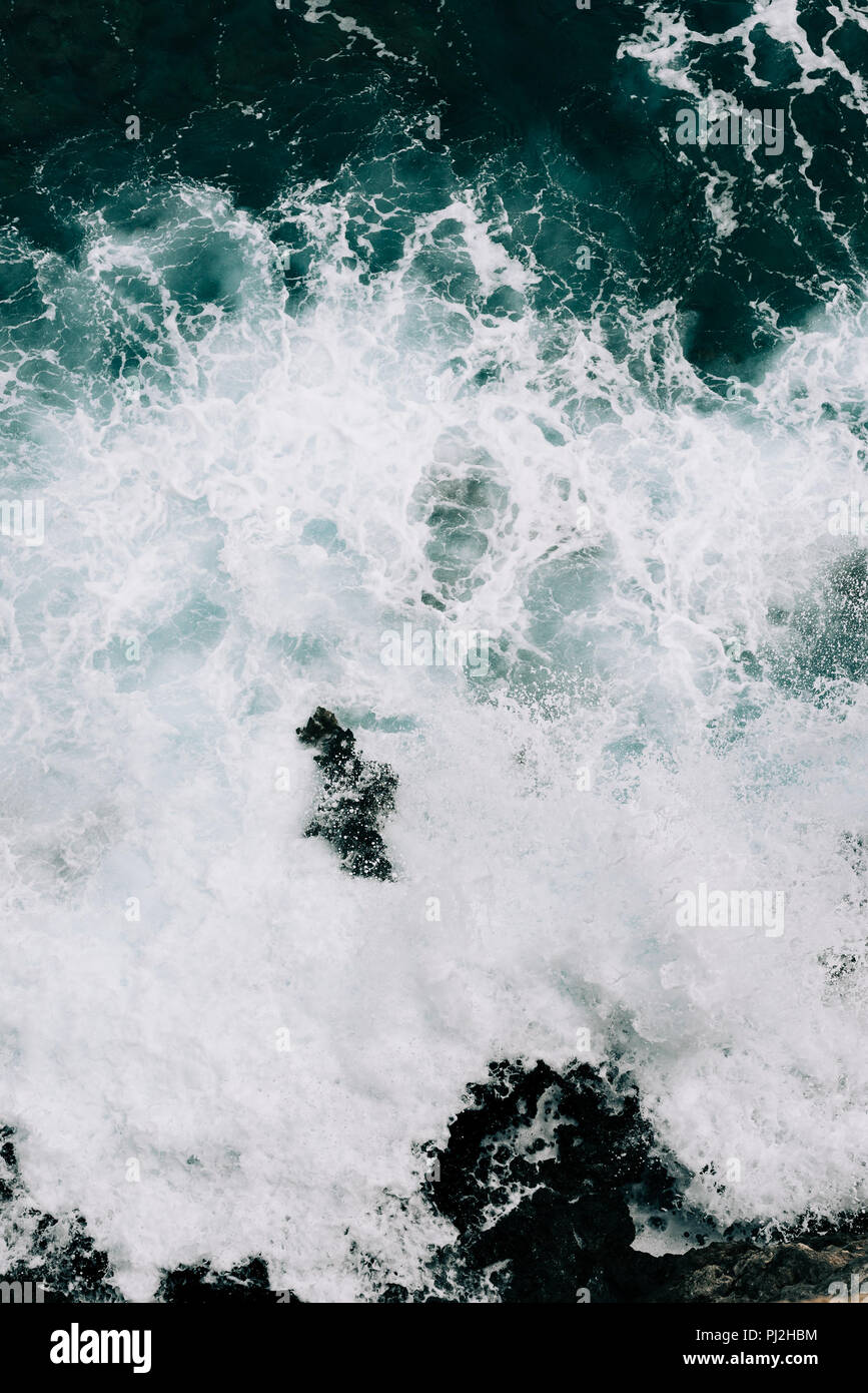 landscape photography. sea and rocks Stock Photo
