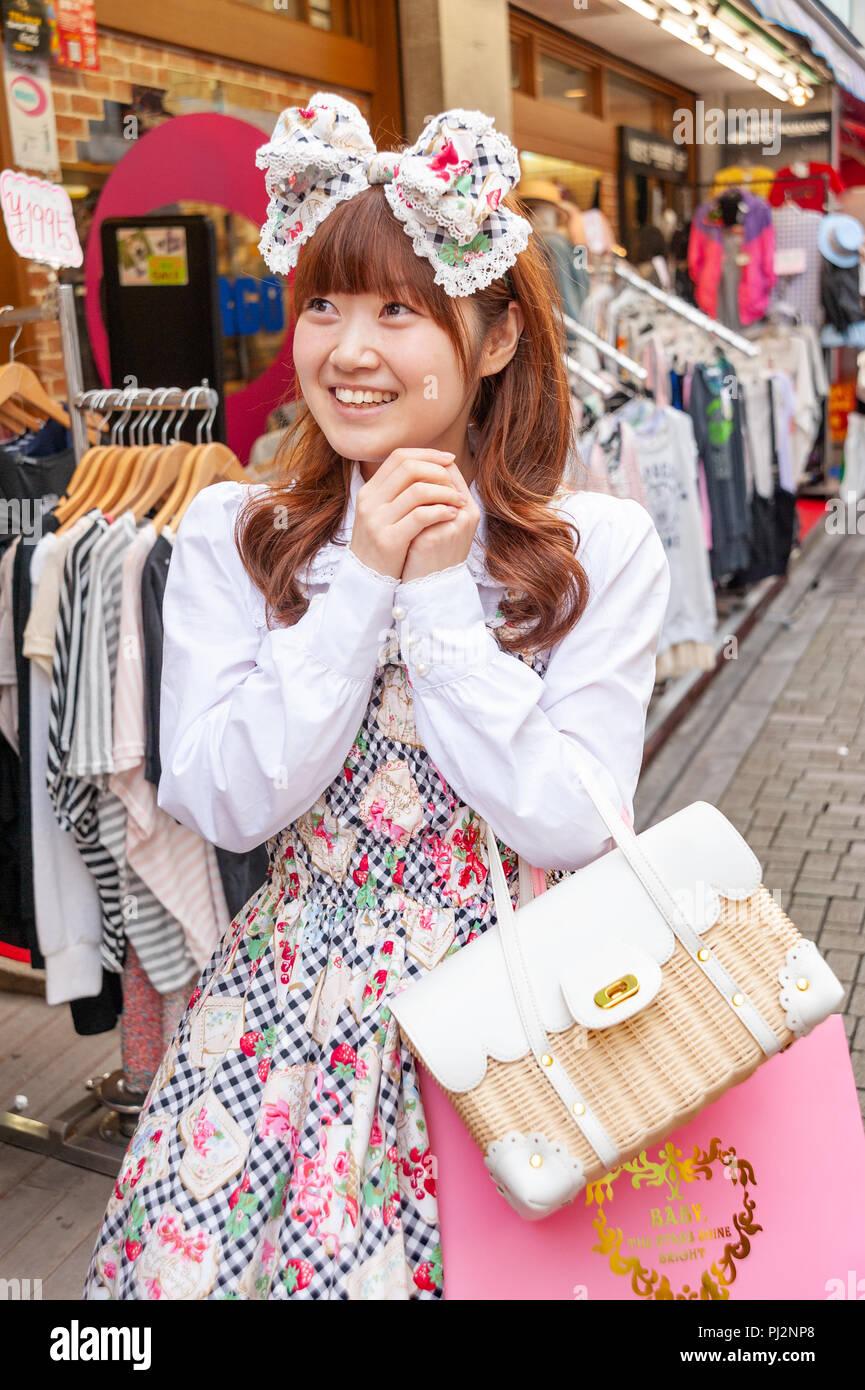 Japanese teens blonde teen stella