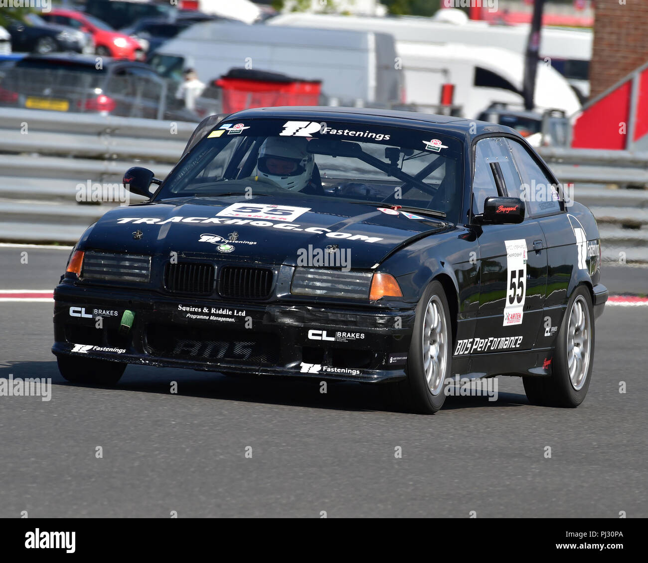 Laurence Squires Bmw 323i Amoc Intermarque Championship Aston