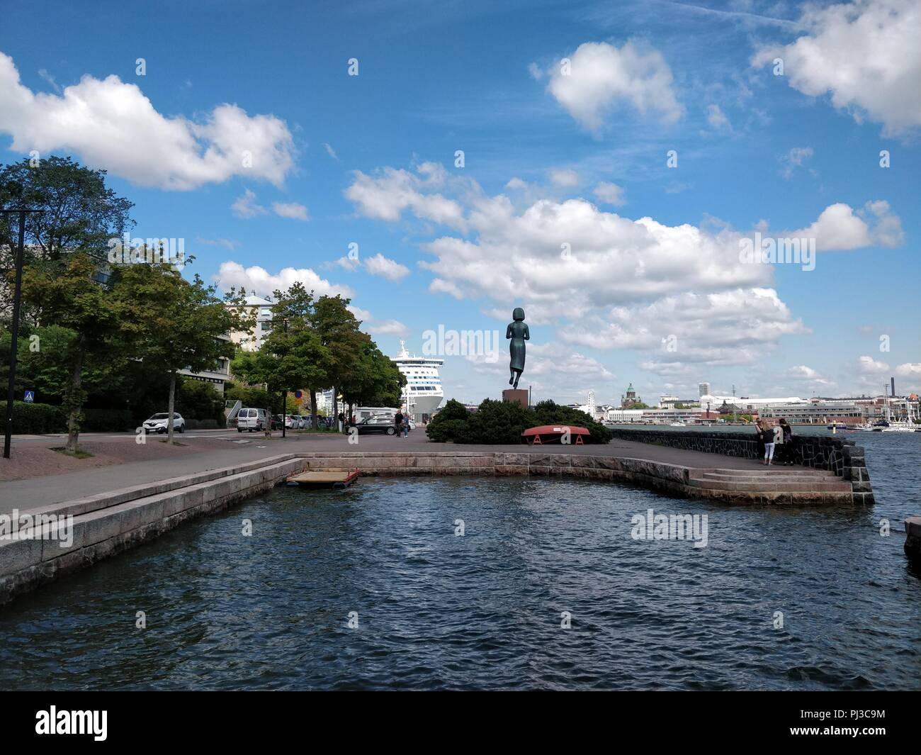 Helsinki - Stock Image