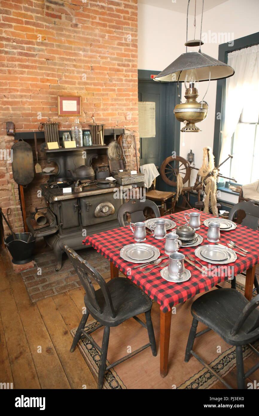 Victorian House Interior Stock Photo 217665588 Alamy