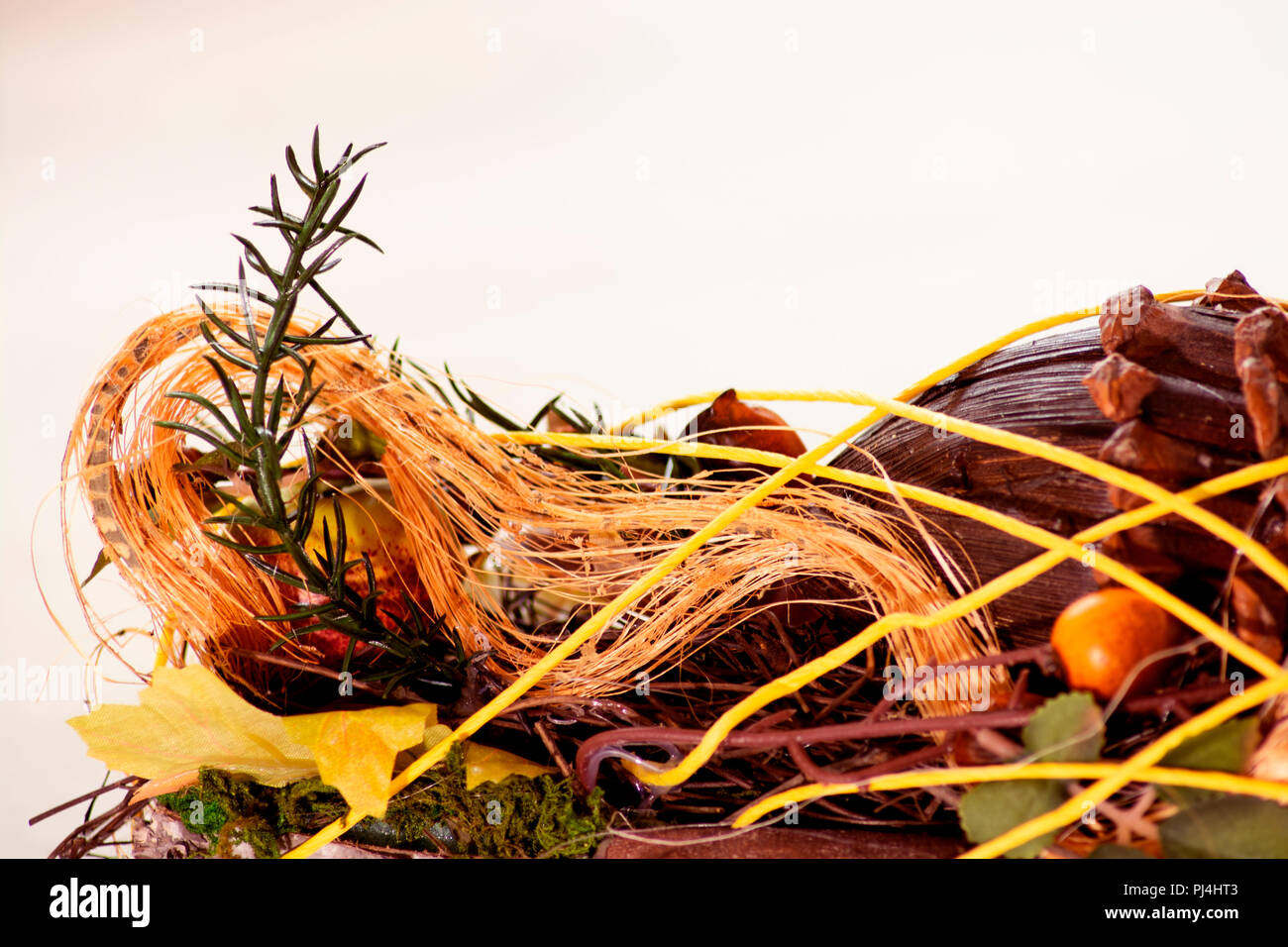Concept Autumn : It feels like autumntime - Stock Image