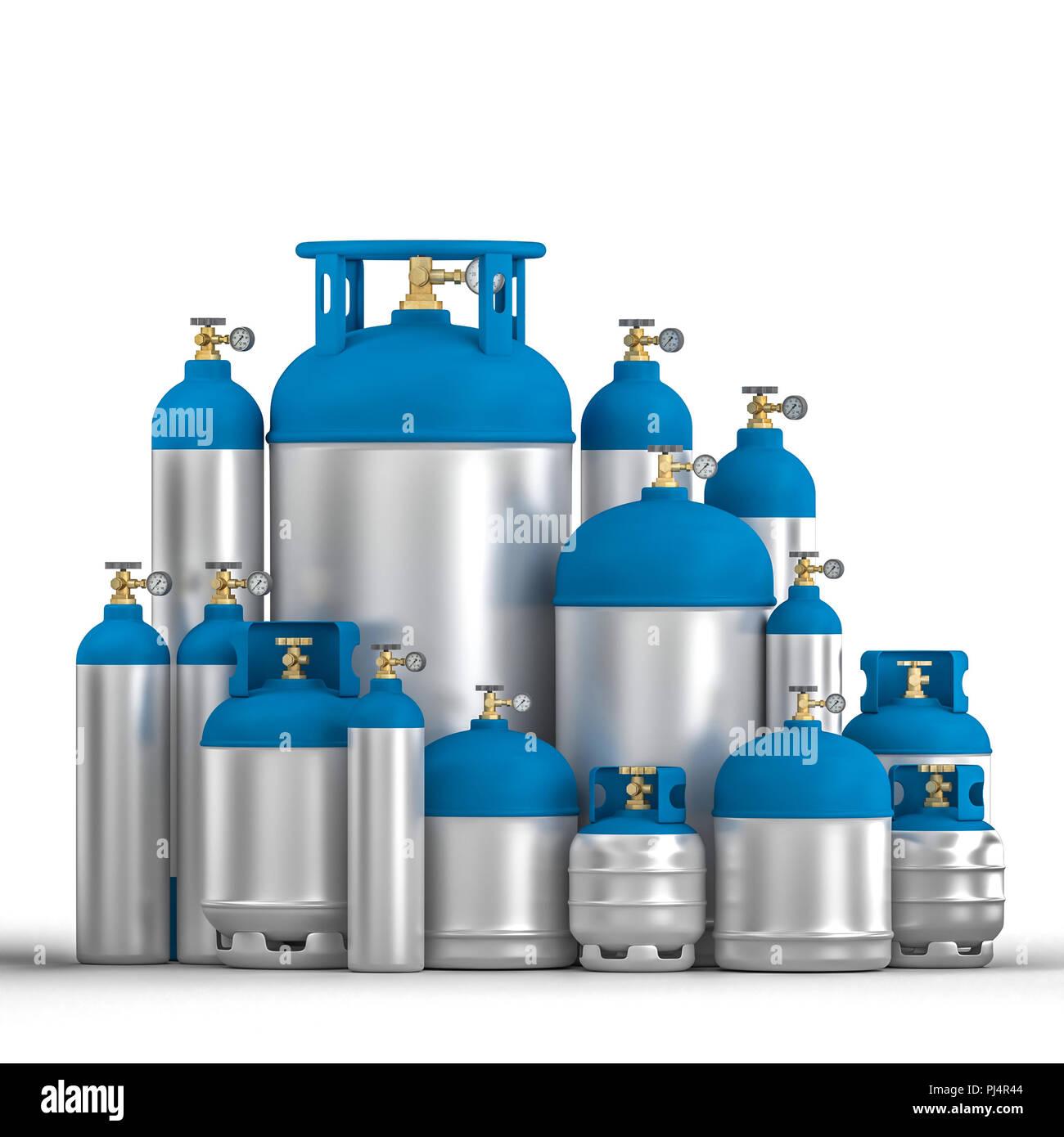 Cylinder Storage Stock Photos & Cylinder Storage Stock Images - Alamy