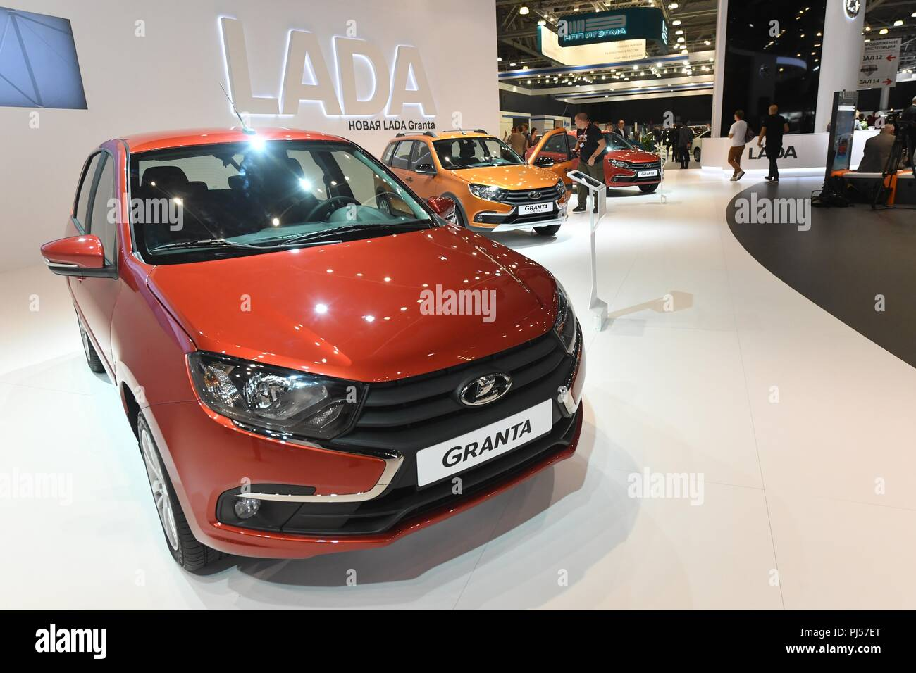 Lada Granta (VAZ-2190) - the model of the national car