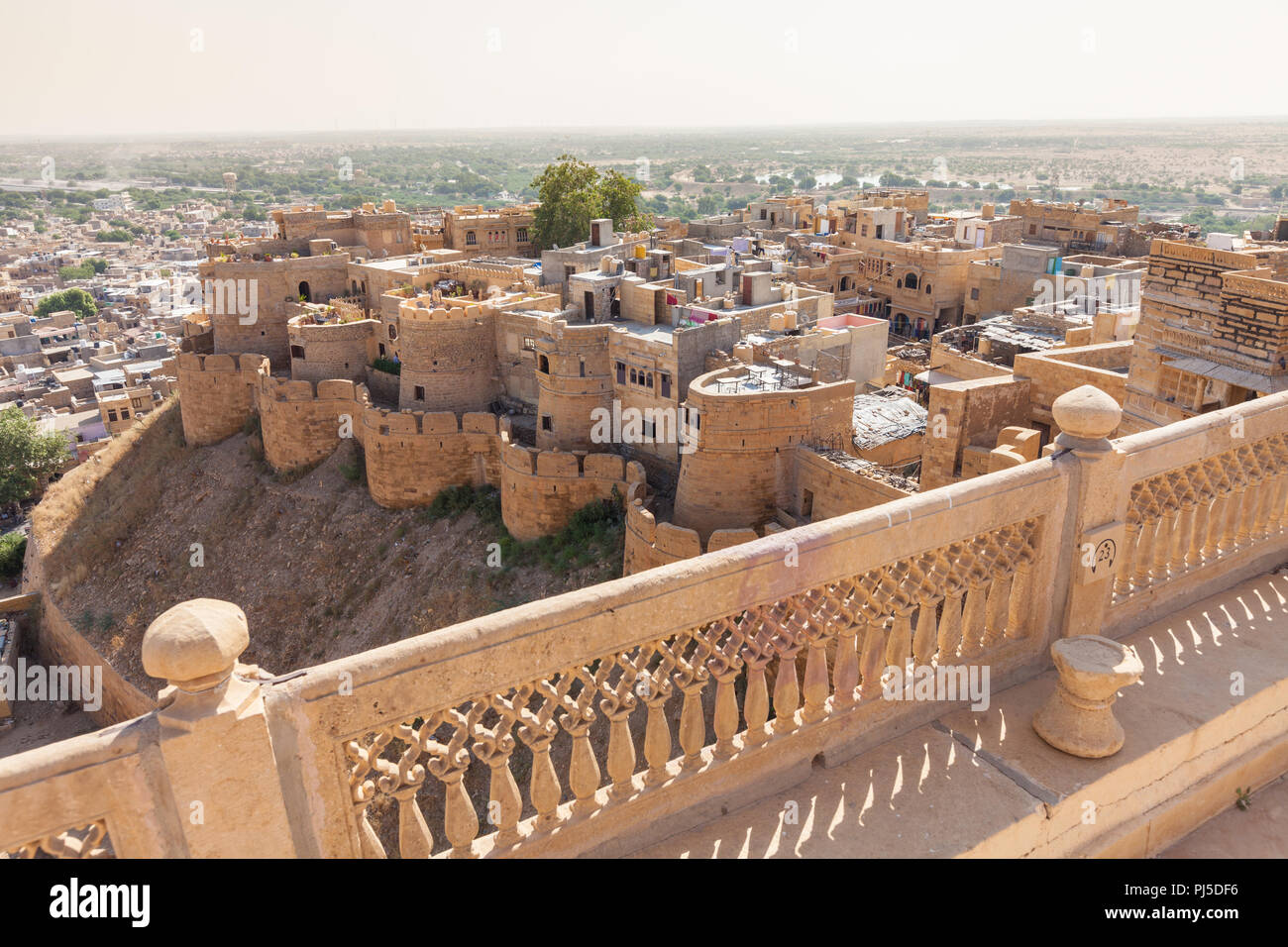 Jaisalmer, India - Stock Image