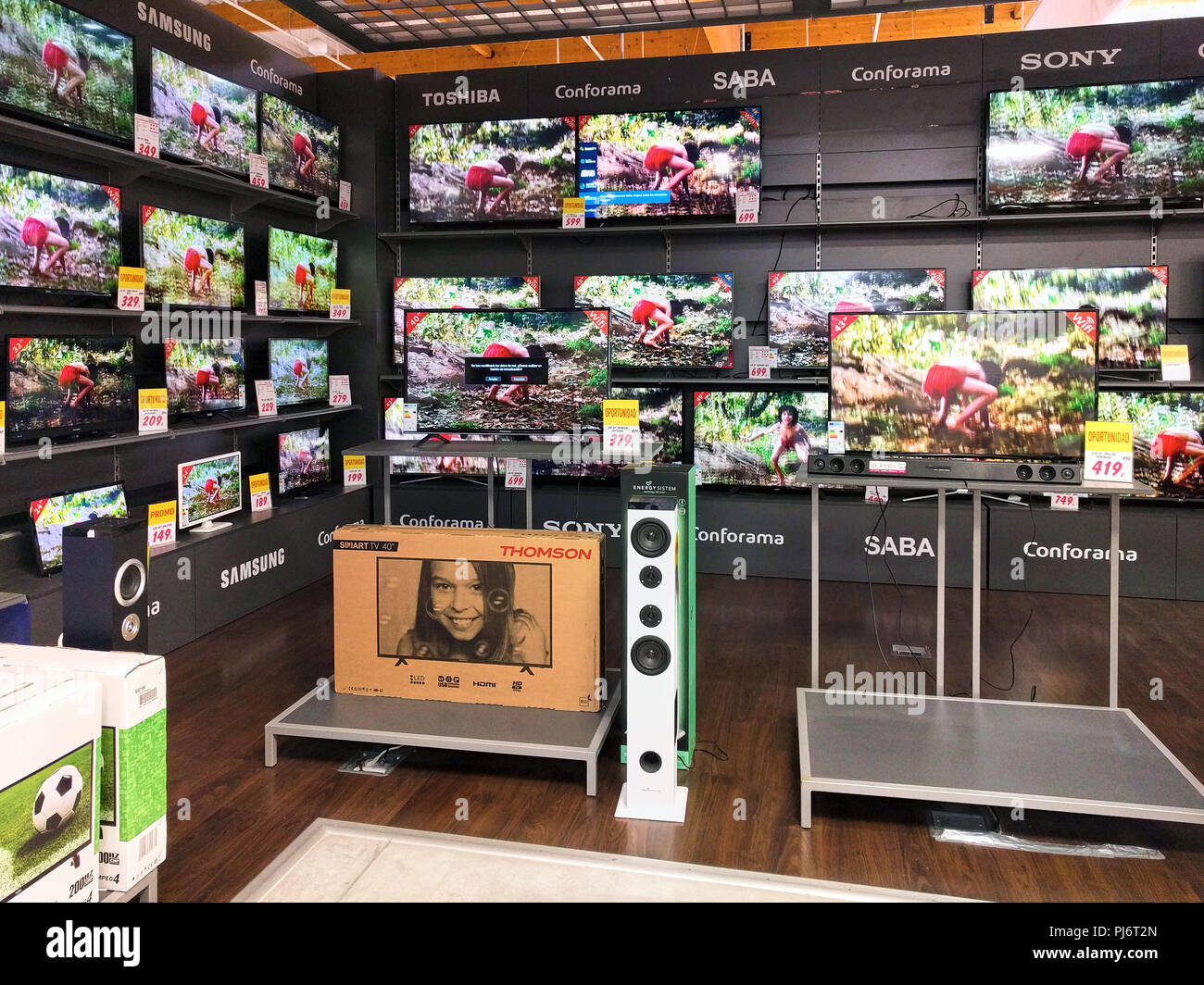 Trade Store Tv Stock Photos Trade Store Tv Stock Images