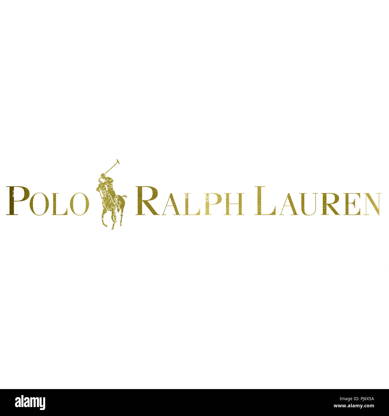 premium selection 19703 7b7f6 polo ralph lauren logo golden metallic fashion luxury brand ...