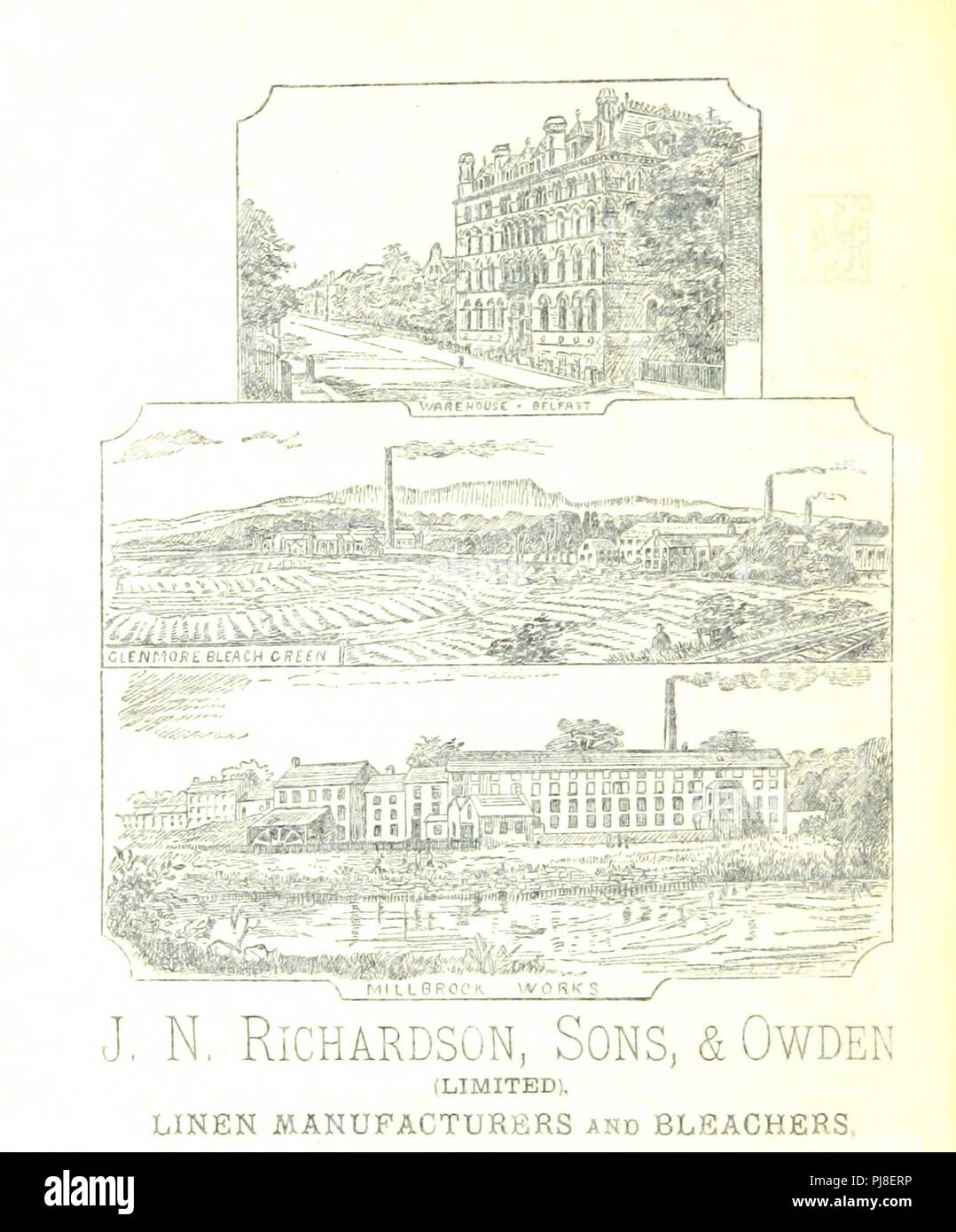 Image from page 230 of 'The Book of Antrim  A manual and directory