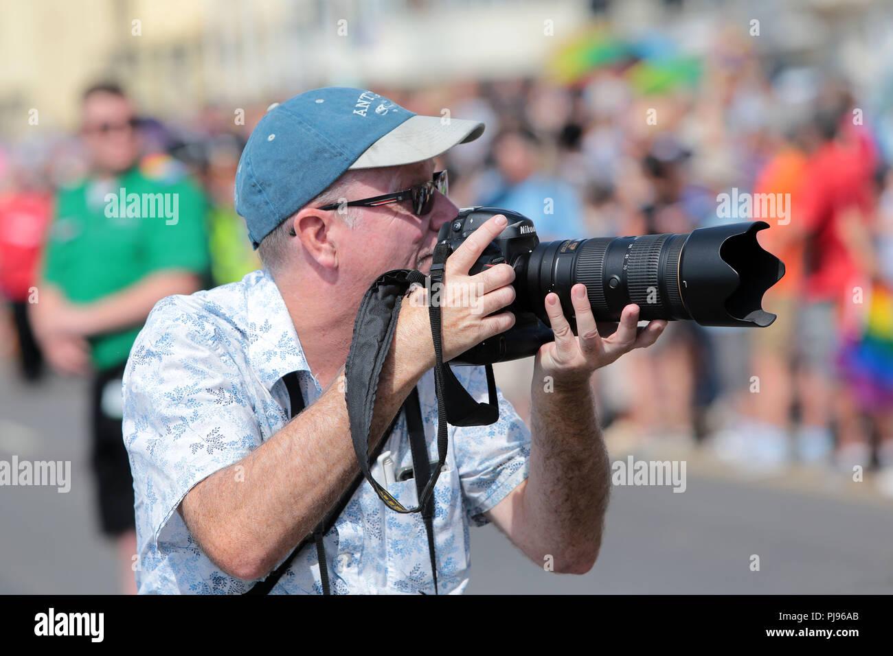 Freelance Photographer Stock Photos & Freelance Photographer