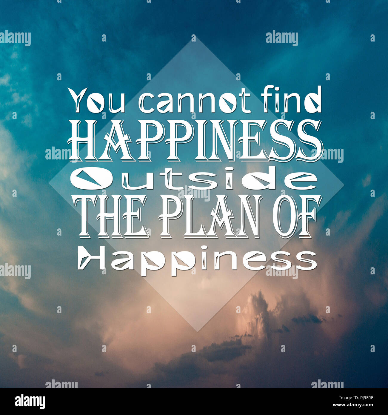 Inspirational Quotes About Happiness: Motivational Quotes Stock Photos & Motivational Quotes