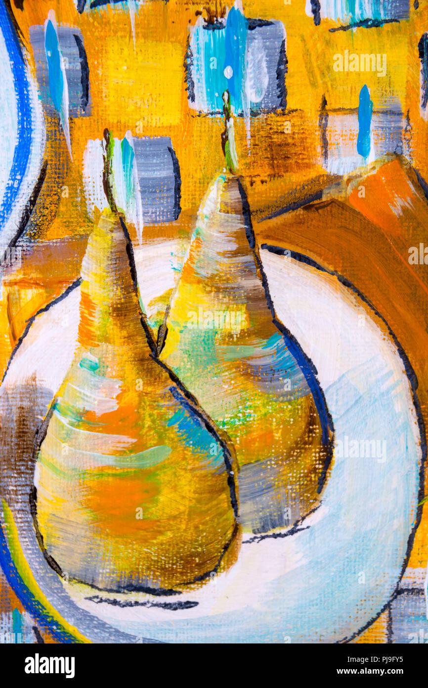 Fine Art Painting Techniques Stock Photos Fine Art