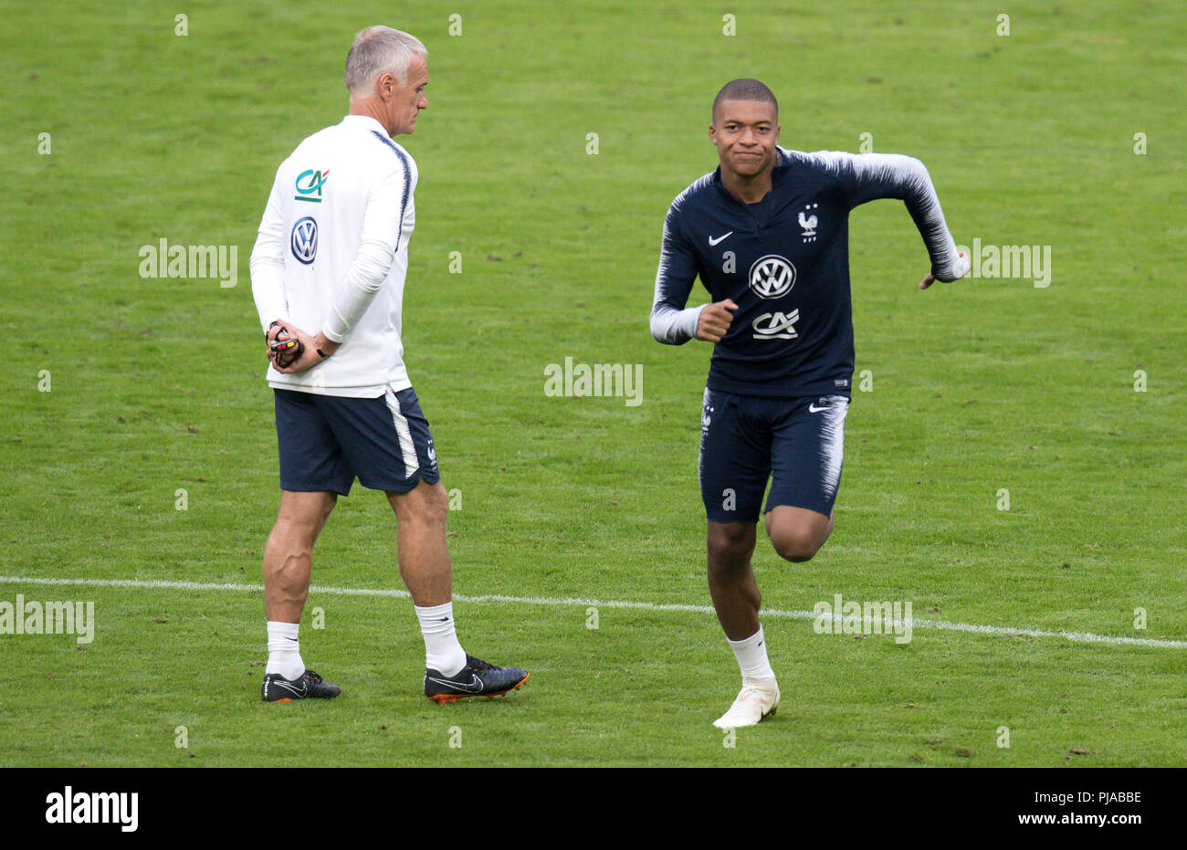 Didier Deschamps: football and coaching career