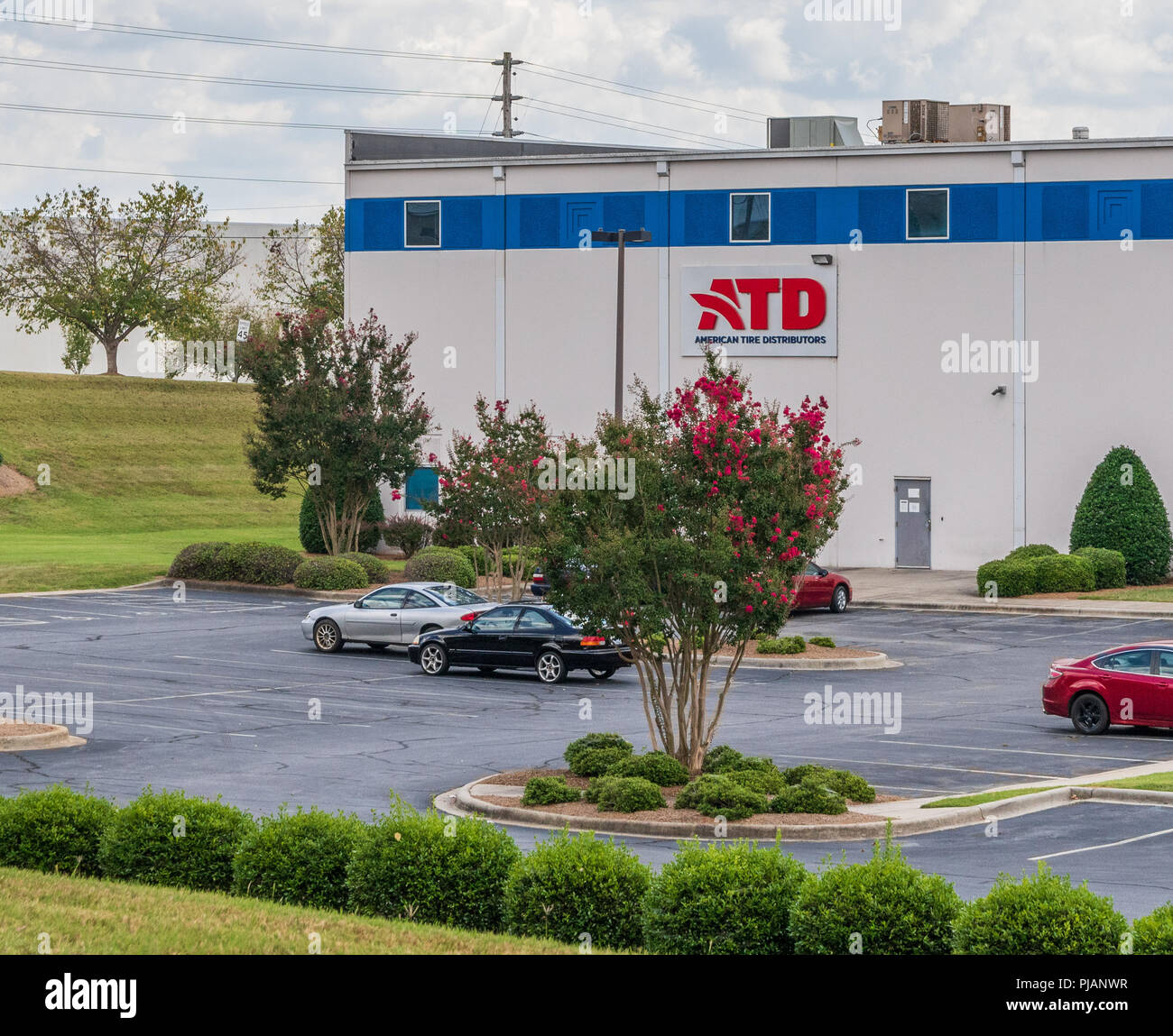 Lincolnton Nc Usa 9 2 18 Atd American Tire Distributors