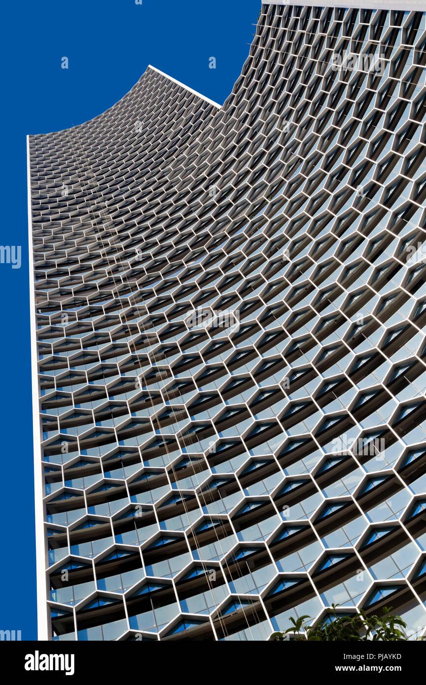 Duo Condominium & Residences, Singapore - Stock Image