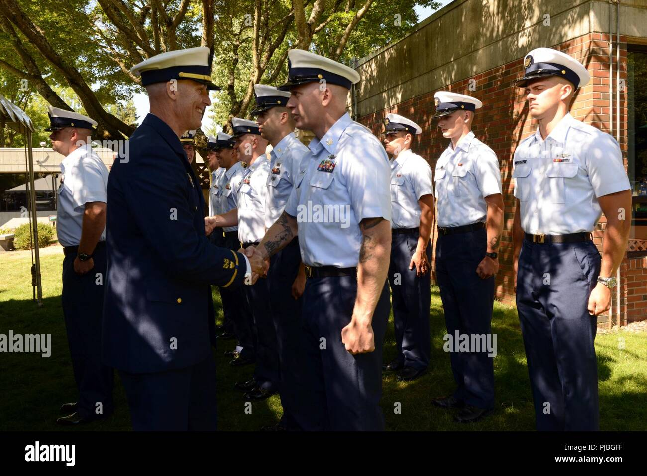 Command Chief Warrant Officer Stock Photos & Command Chief Warrant