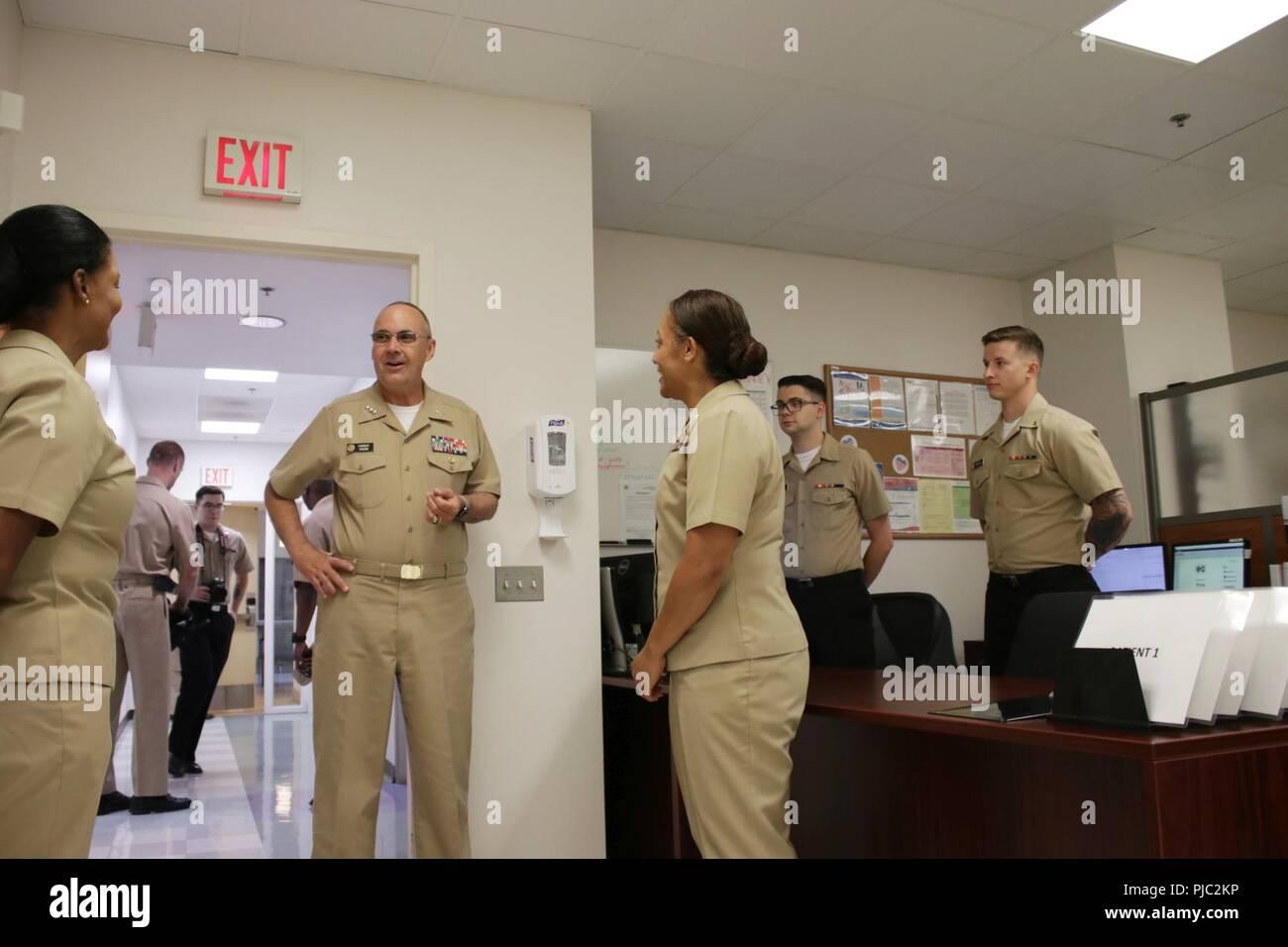 Naval Health Clinic Lemoore Stock Photos & Naval Health