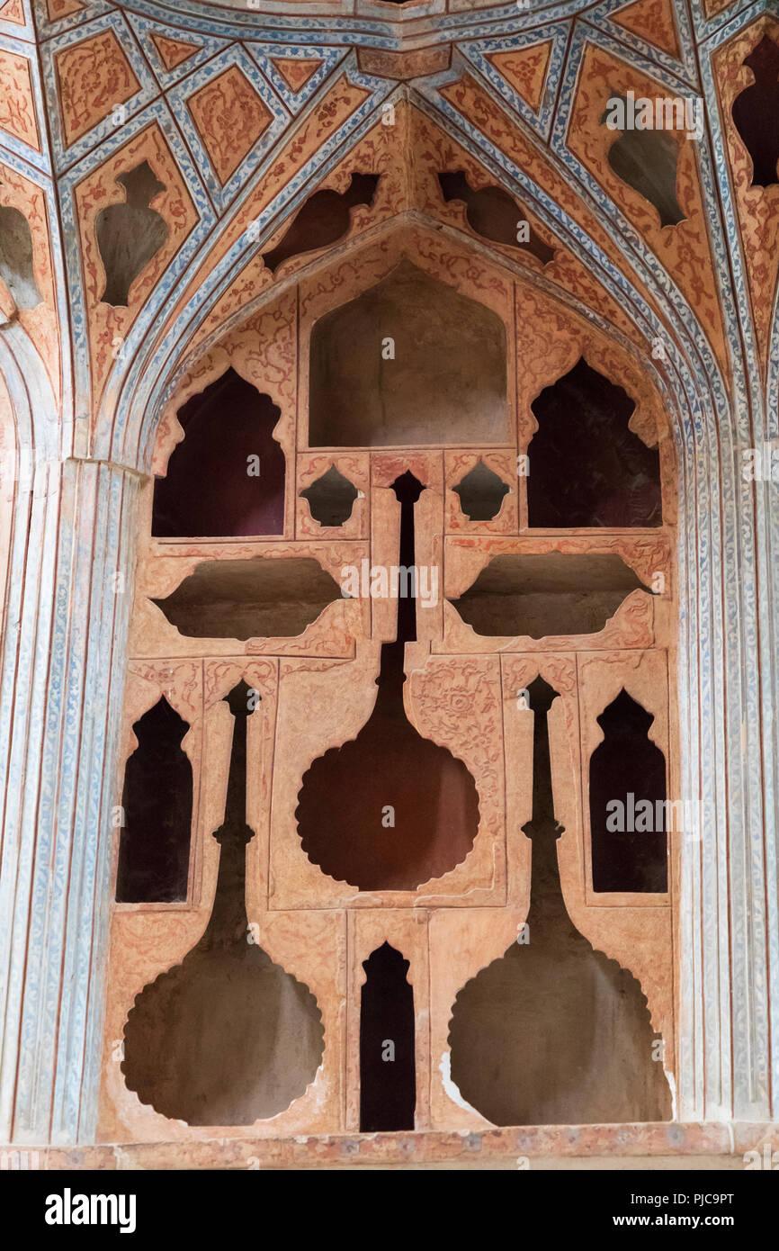 Islamic Republic of Iran  Isfahan  Ali Qapu grand palace