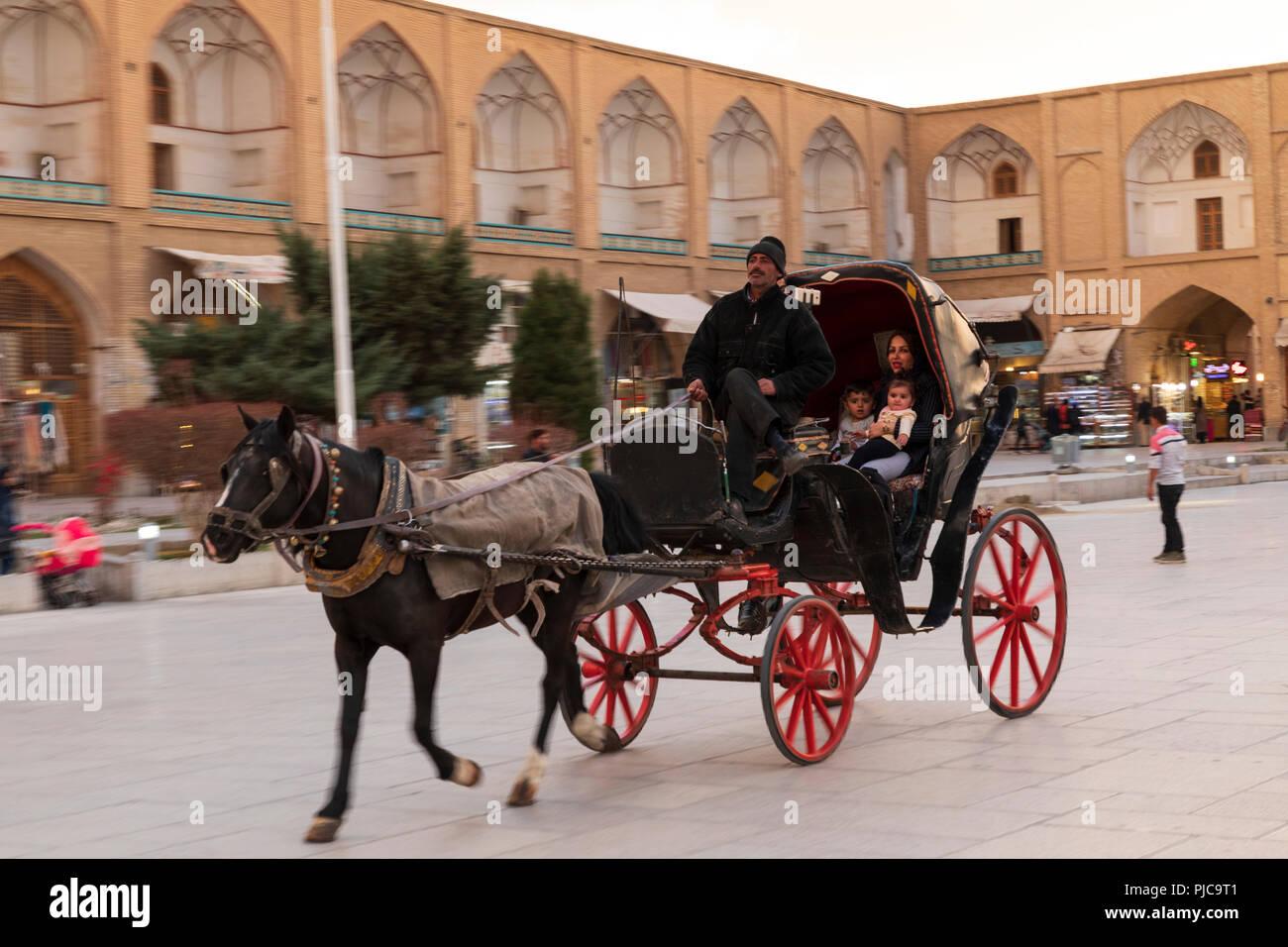 Islamic Republic of Iran  Isfahan  Shah or Imam, Emam Mosque