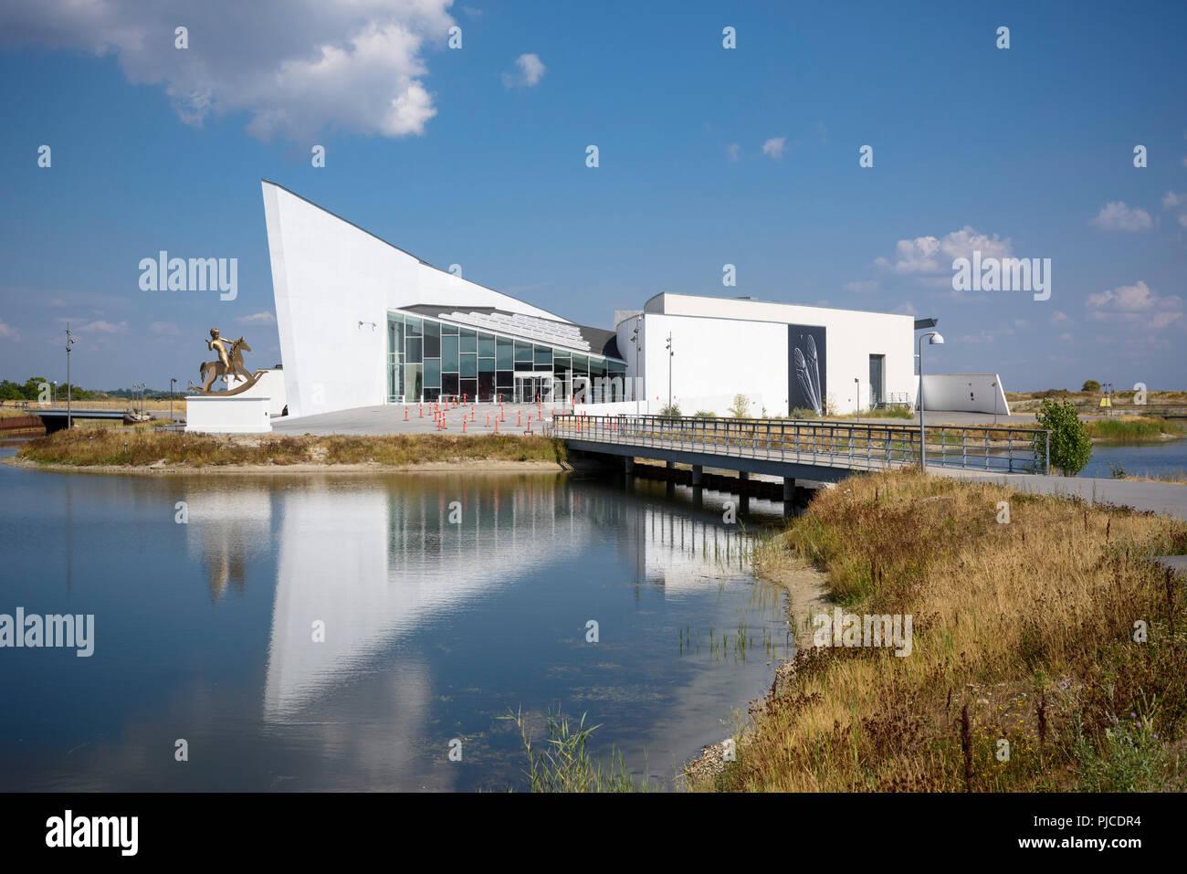 Copenhagen Denmark Arken Museum Of Modern Art In Ishoj
