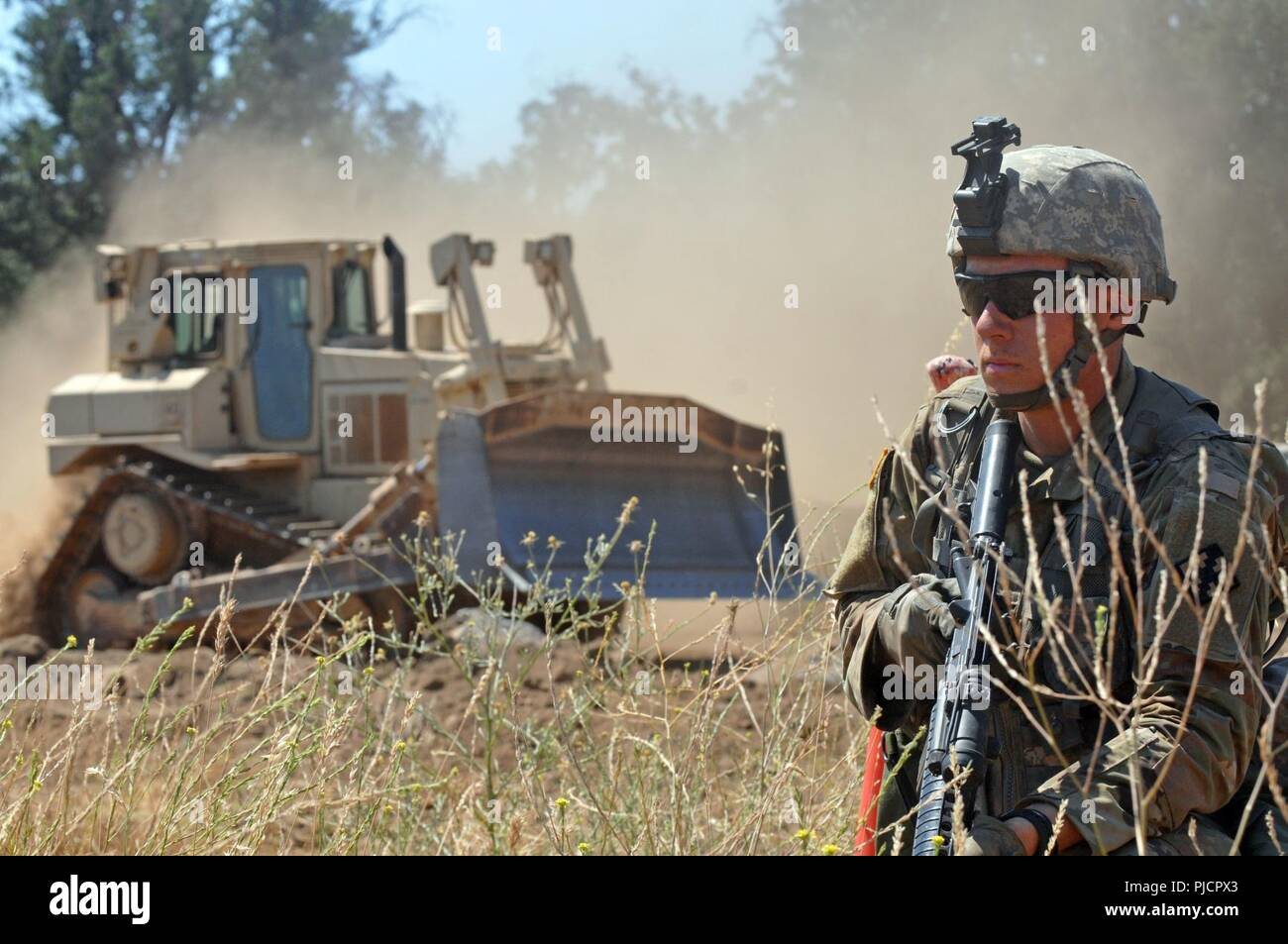 U S  Army Reserve Spc  Joseph Reed, 779th Engineer Company, 463rd