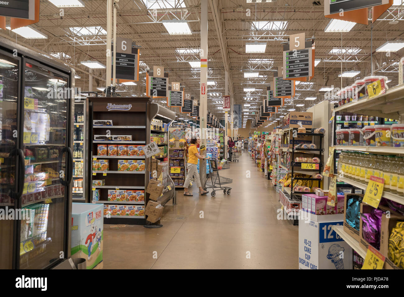 Fred Meyer Stock Photos & Fred Meyer Stock Images - Alamy