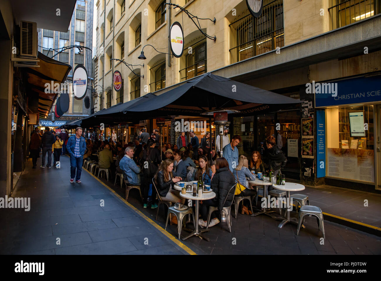 christian cafe australia