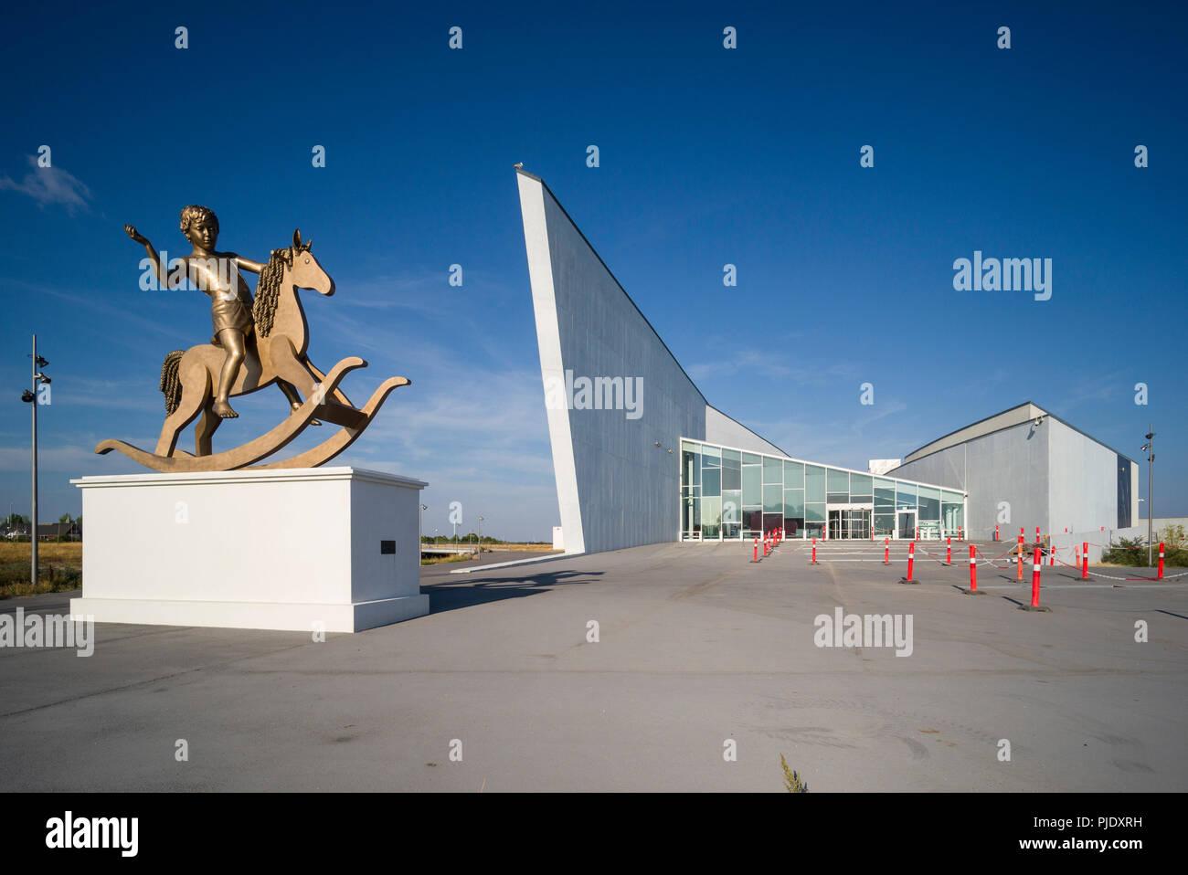 Copenhagen Denmark Arken Museum Of Modern Art In Ishoj A
