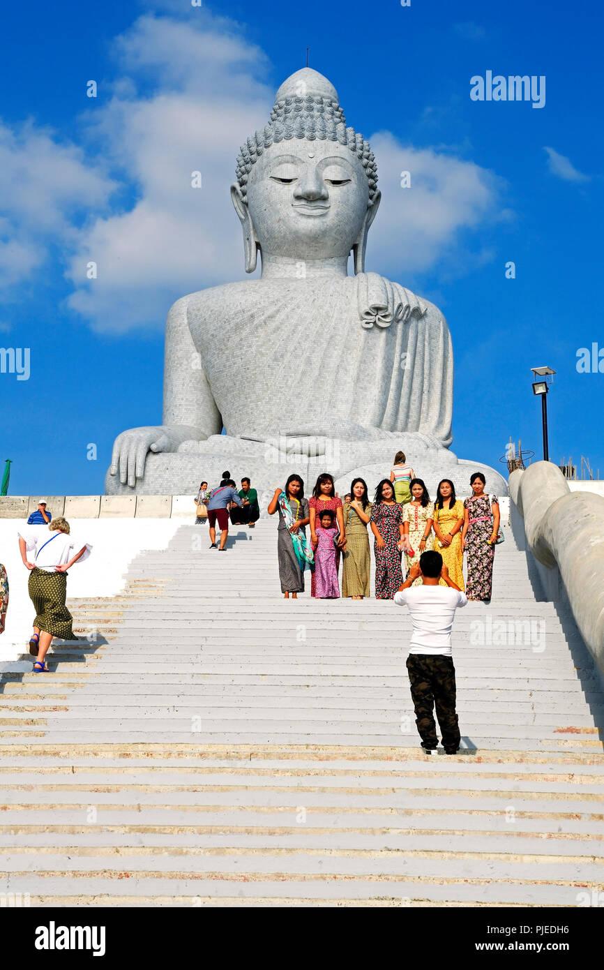 Buddha in thailand phuket