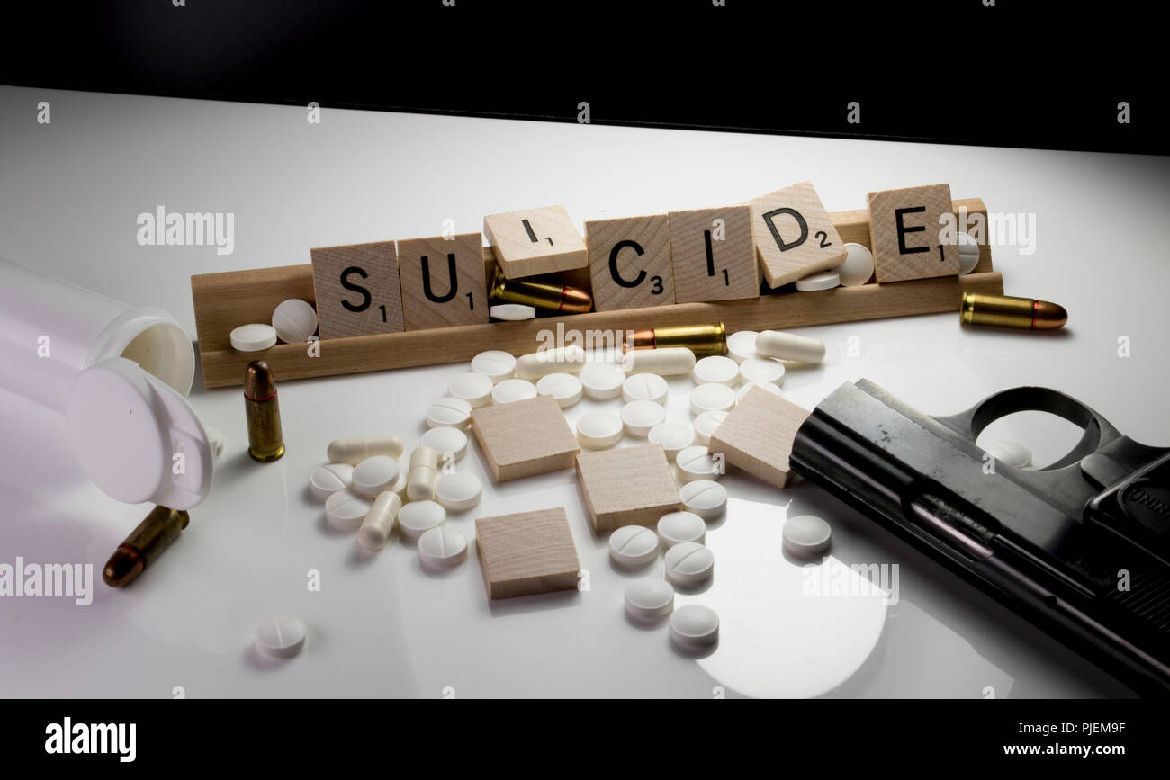 Suicide Prevention Stock Photos & Suicide Prevention Stock