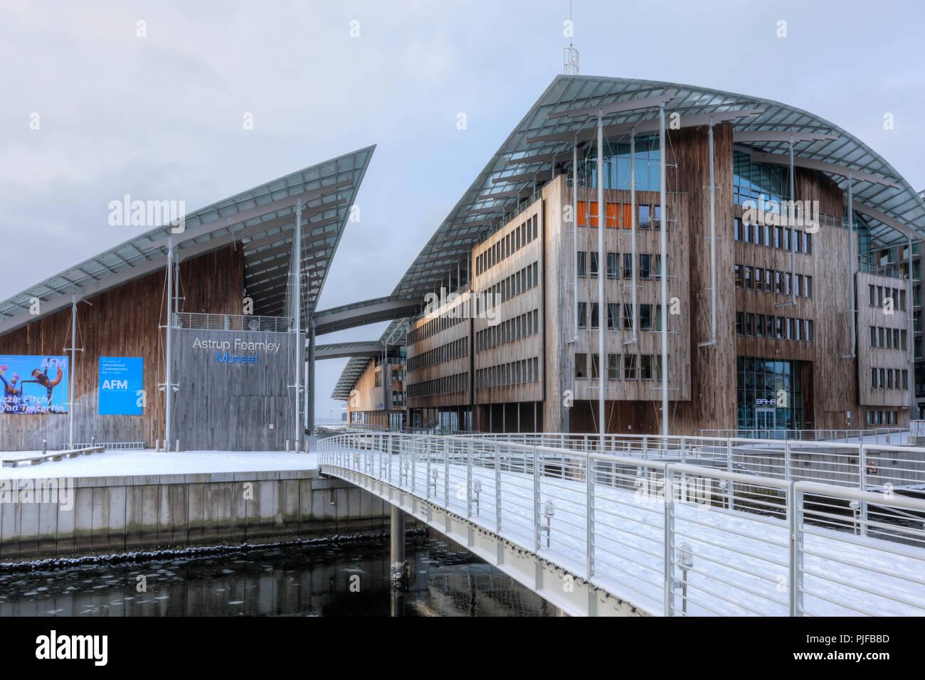 Oslo, Aker Brygge, Norway, Europe - Stock Image