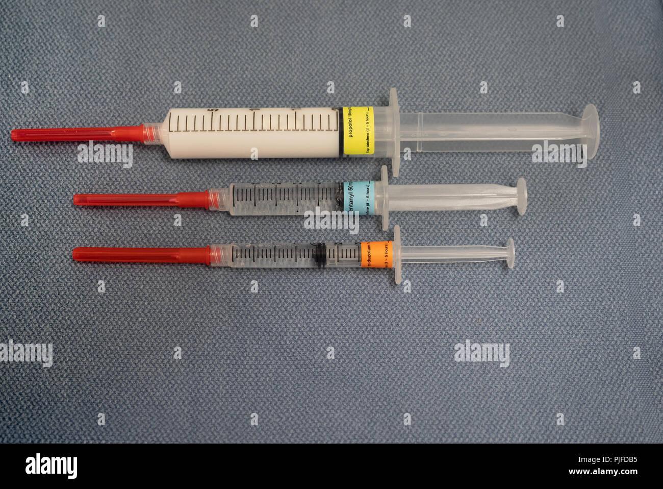 Anesthetics Stock Photos & Anesthetics Stock Images - Alamy