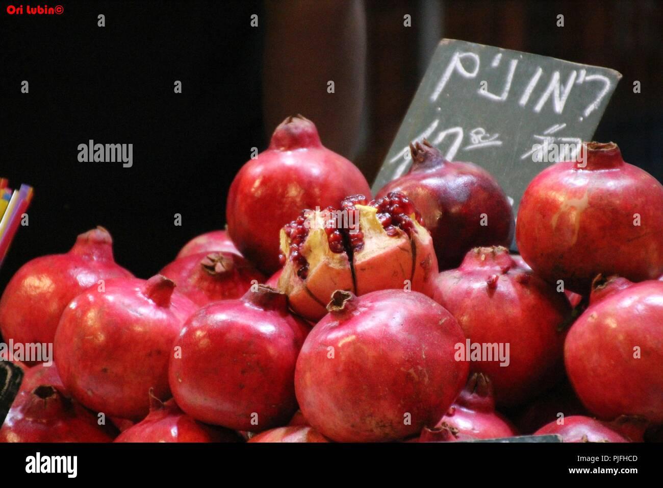 Fresh Grenades - Stock Image