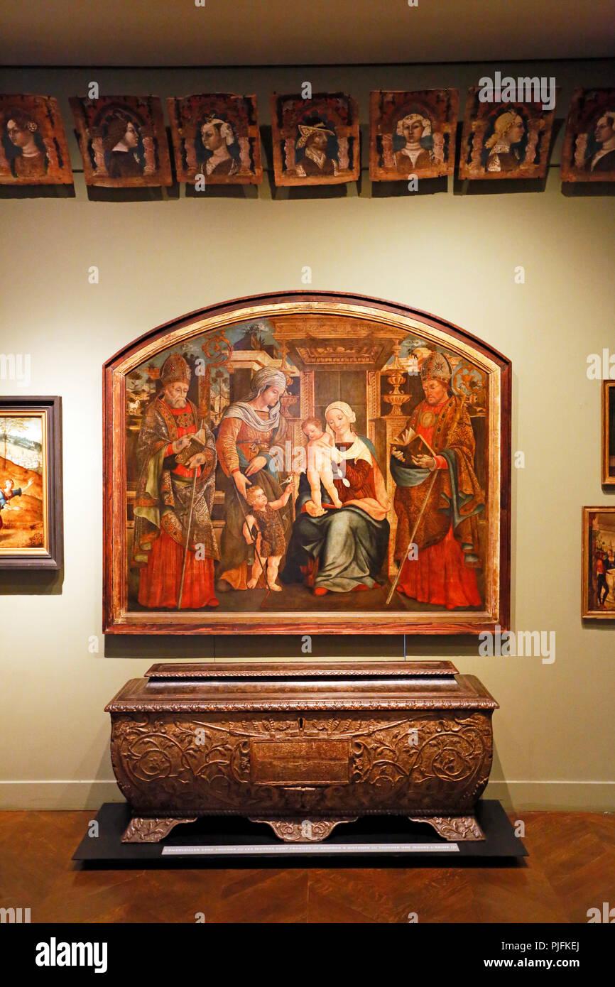 Paris, 1st arrondissement  Museum of Decorative Arts