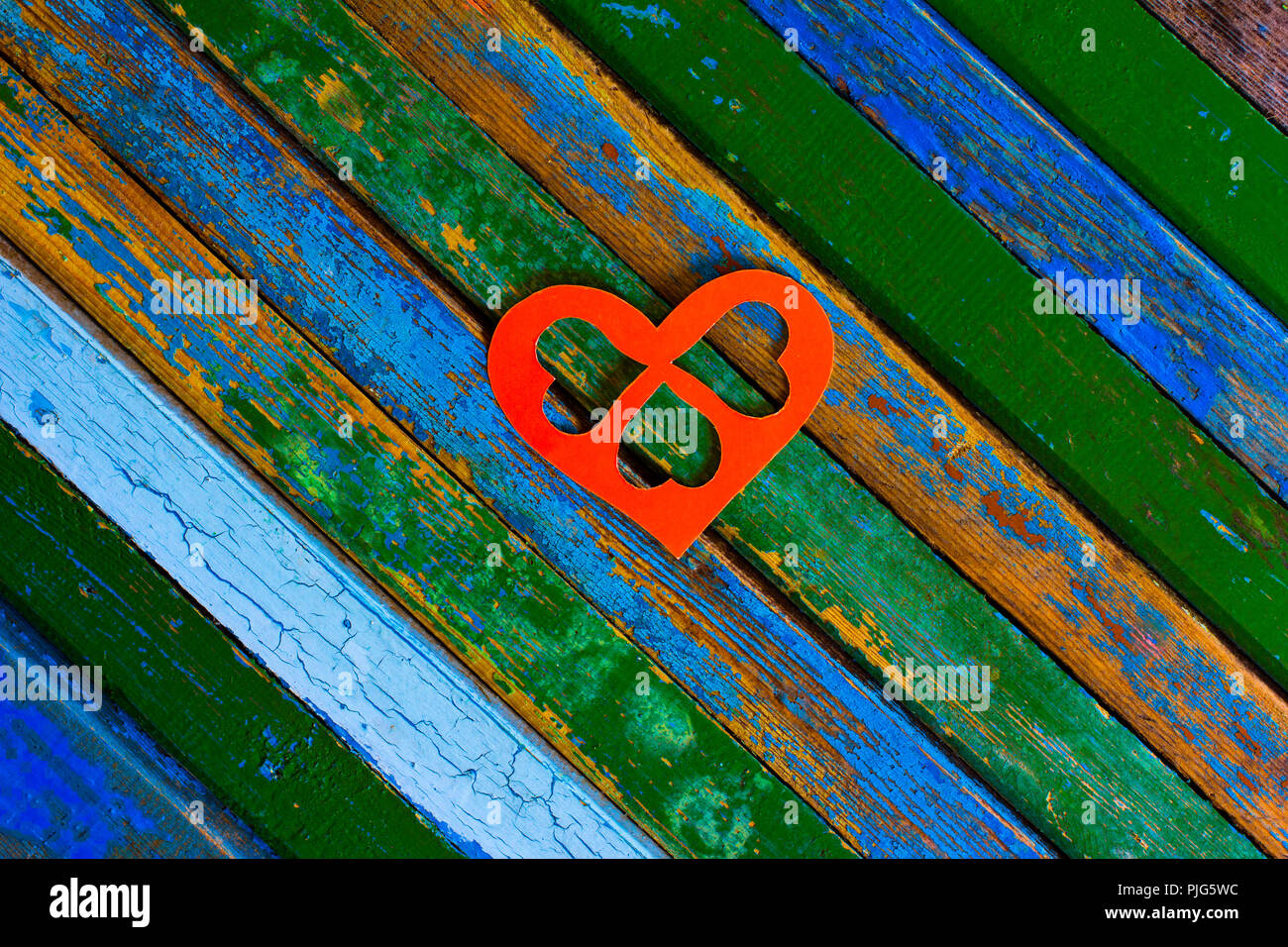 The Color Background From Old Wooden Levels Stock Photo 217944088