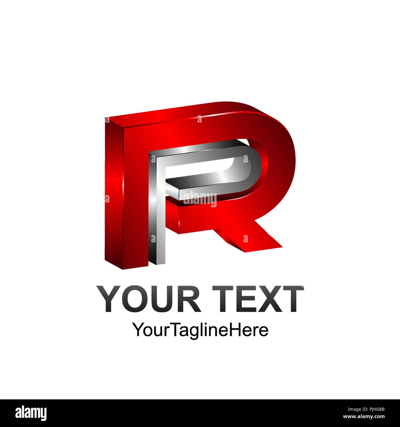 rp logo high resolution stock photography and images alamy https www alamy com 3d letter pr or rp initial alphabet logo design template element image217974187 html