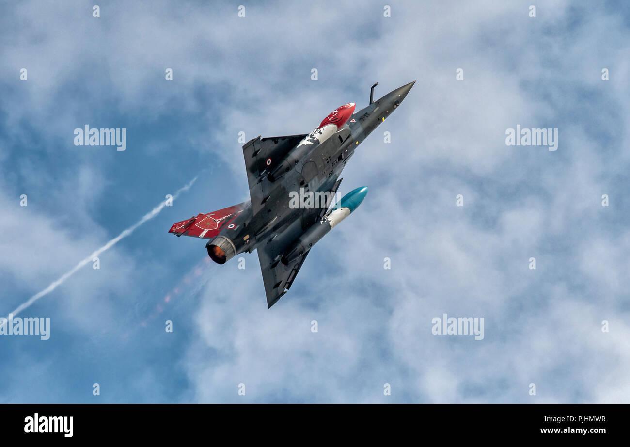 RIAT 2018 Airshow, RAF Fairford, Gloucestershire, UK Stock Photo
