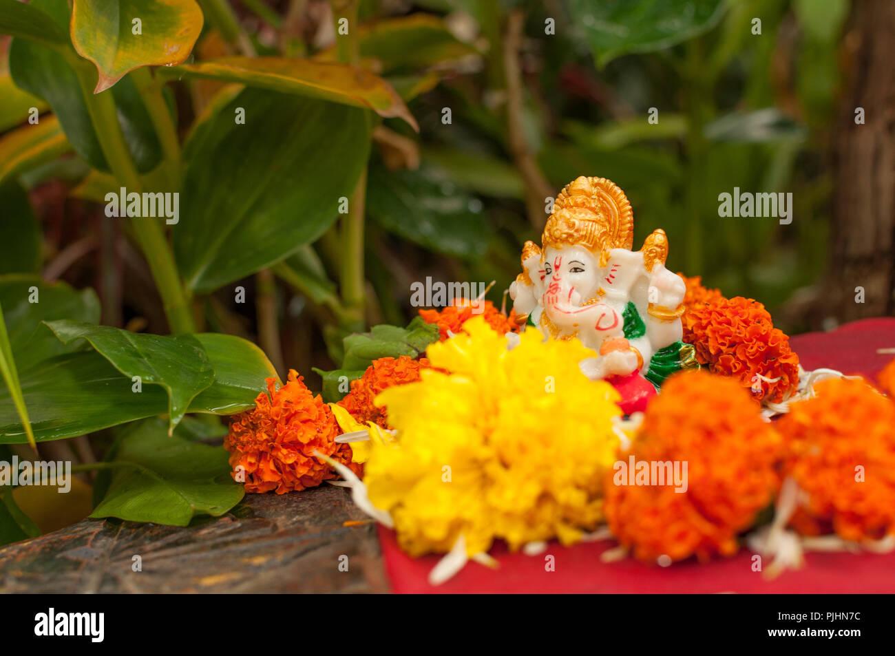Ganpati Stock Photos & Ganpati Stock Images - Alamy