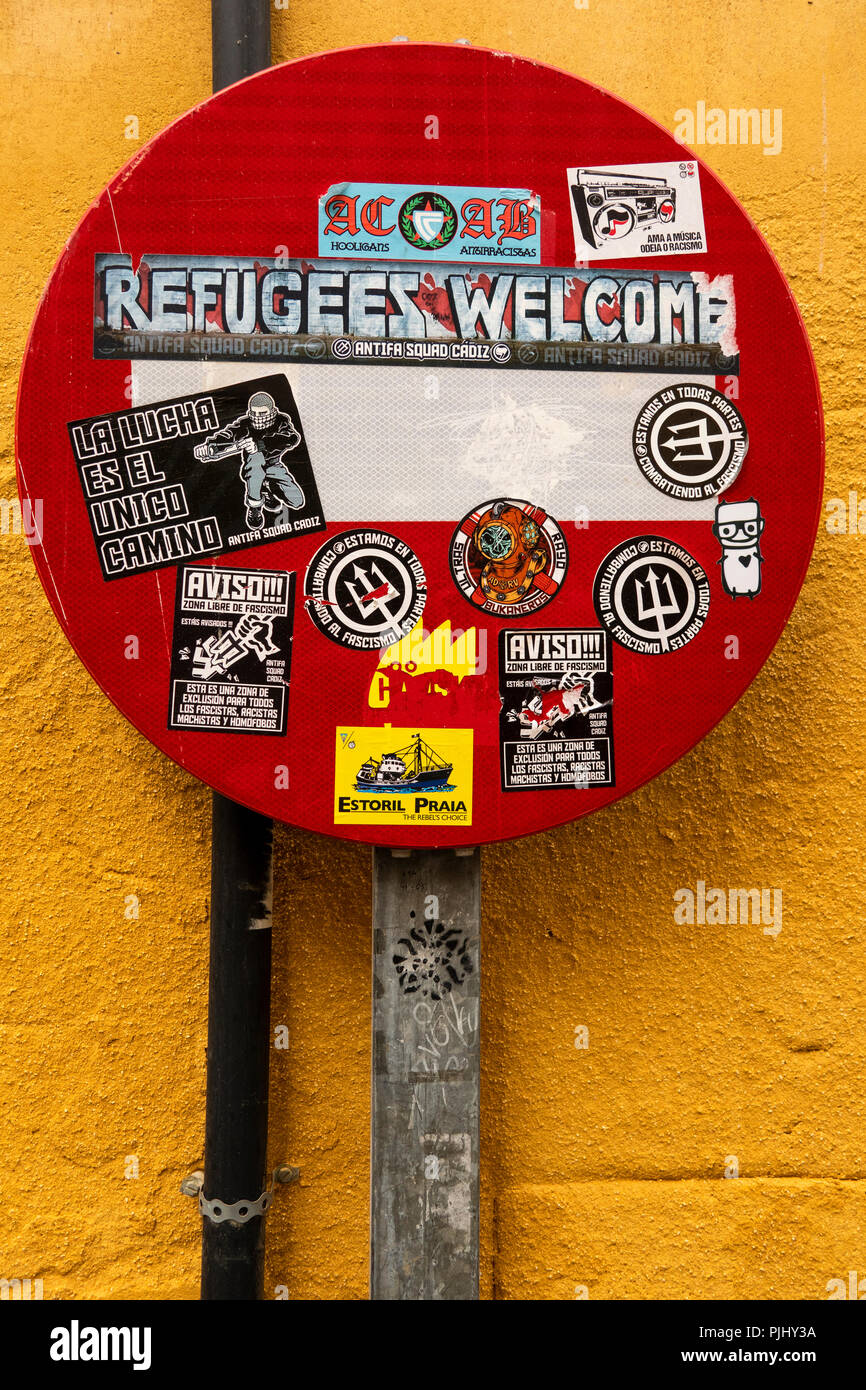 Refugees Welcome Stock Photos Refugees Welcome Stock Images Alamy