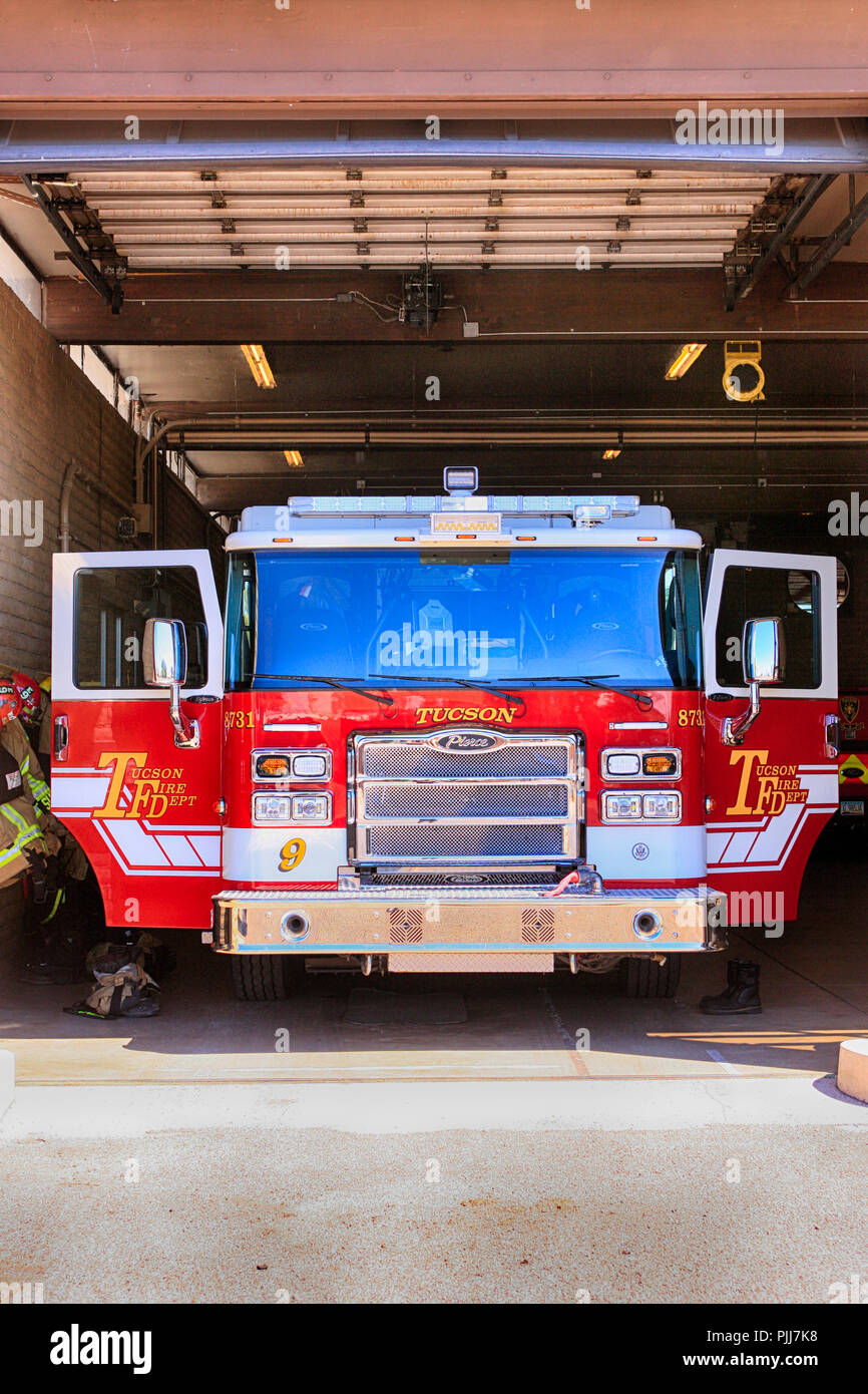 Shiny Fire Truck Stock Photos & Shiny Fire Truck Stock