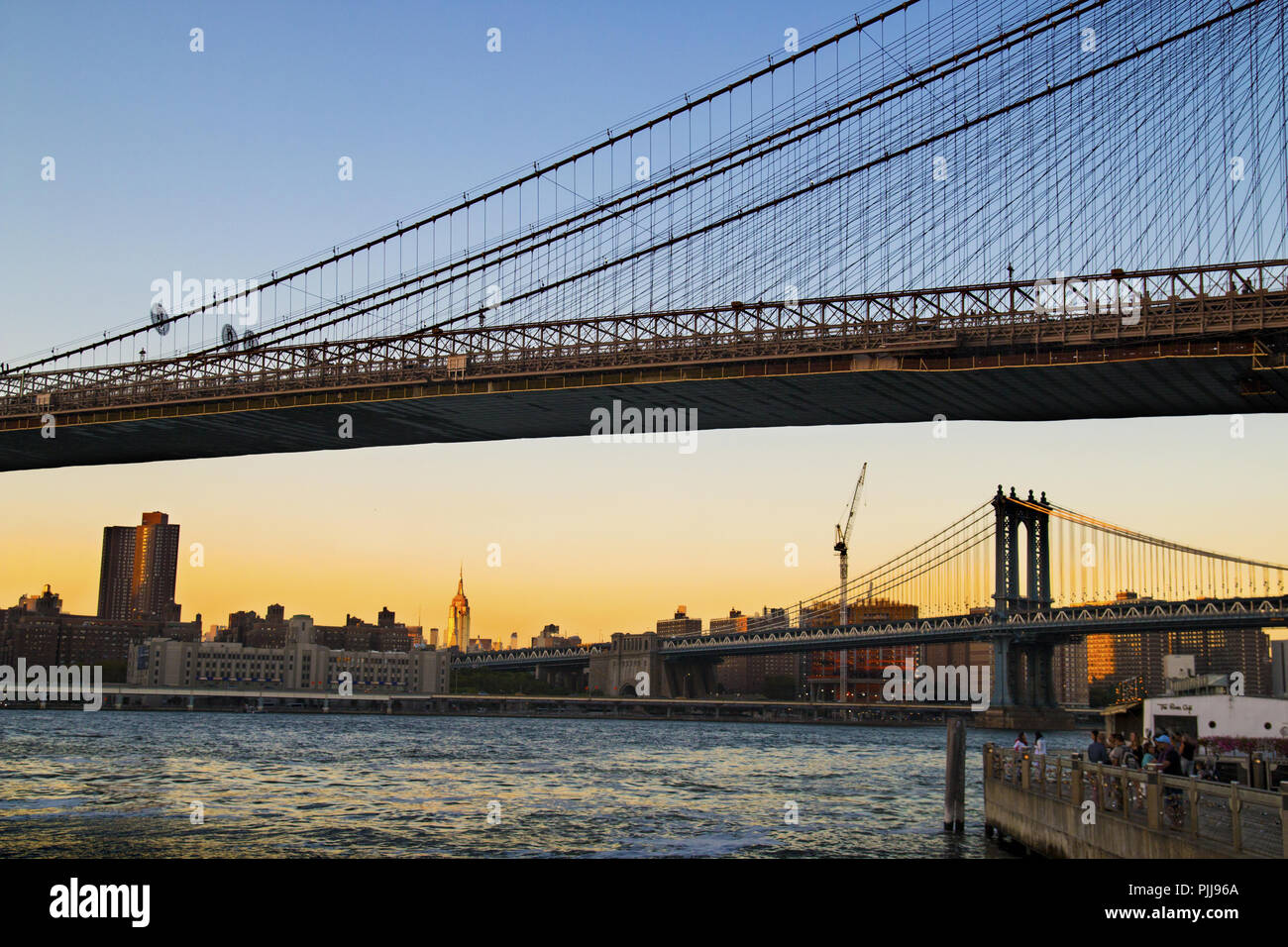 Empire State Building Construction Stock Photos & Empire ...