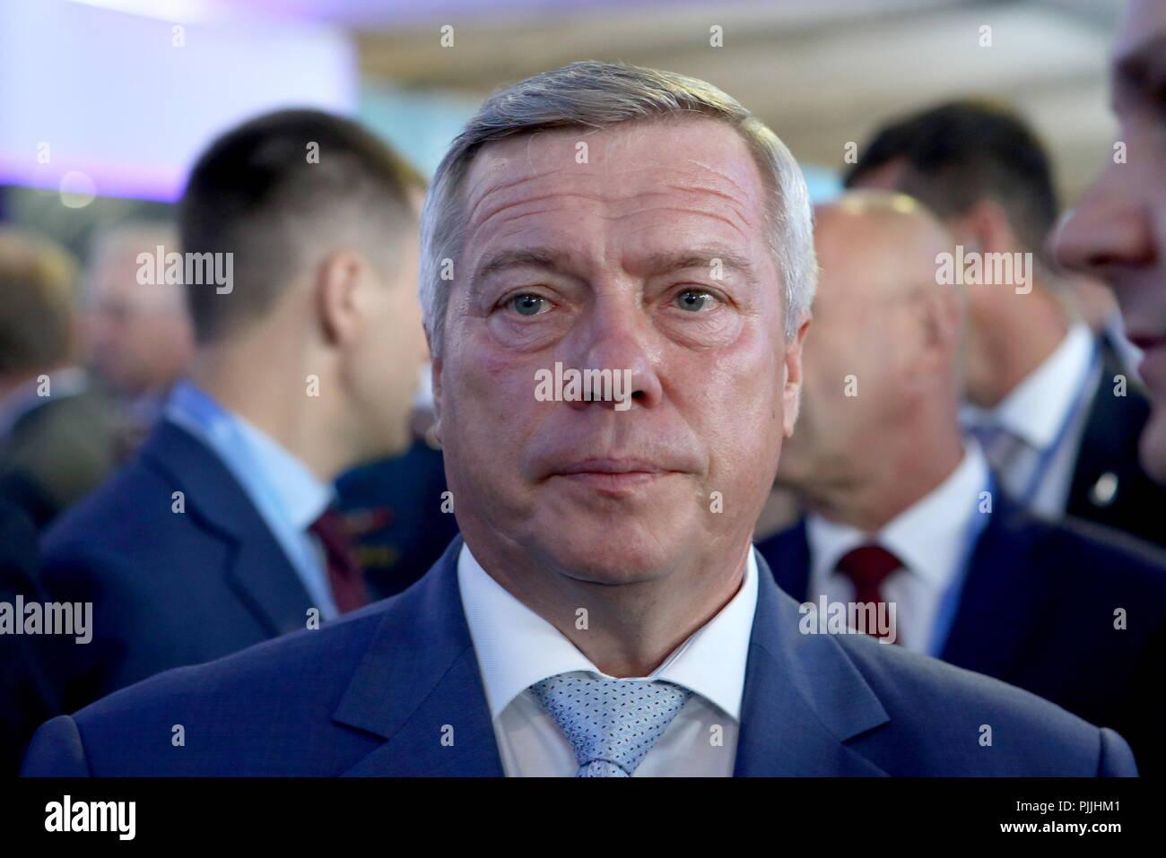 Vasily Golubev - politician today