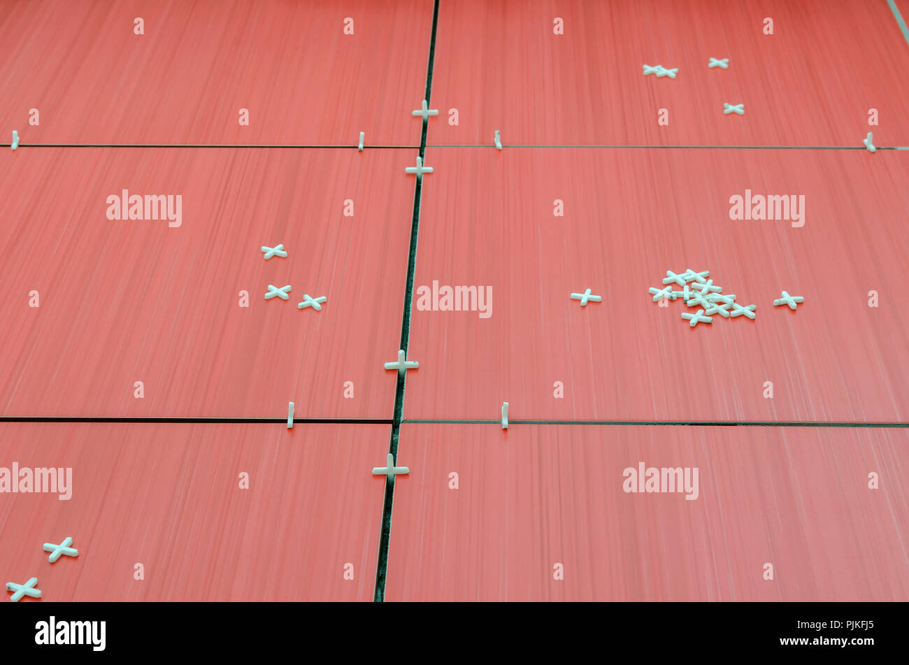Tile Spacers Stock Photos Tile Spacers Stock Images Alamy