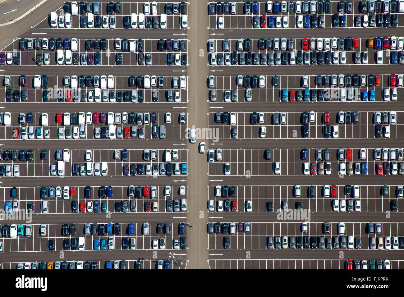 Car Parking Lot Stock Photos & Car Parking Lot Stock Images
