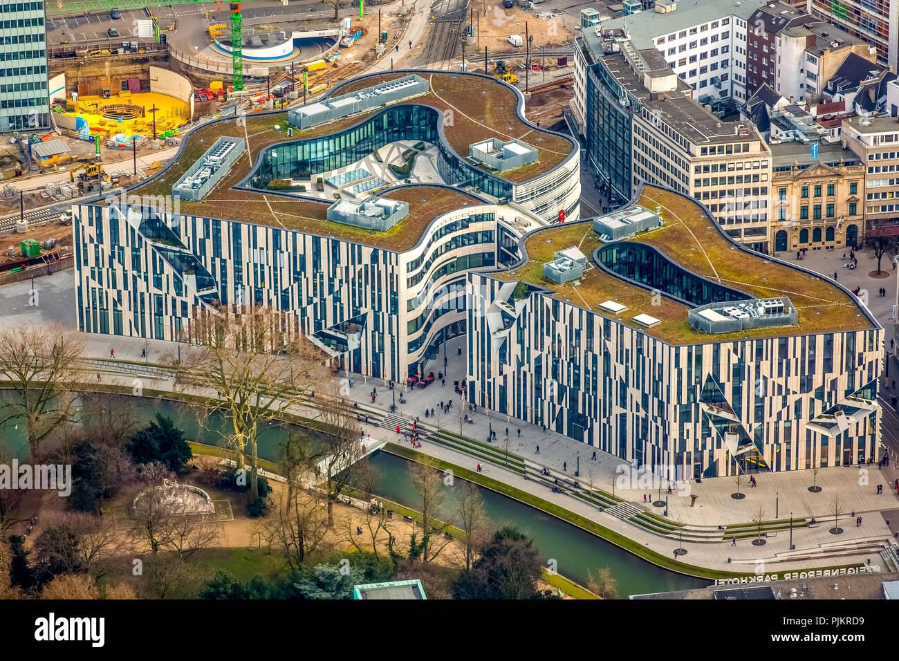 Breuninger Kö Bogen, Düsseldorf