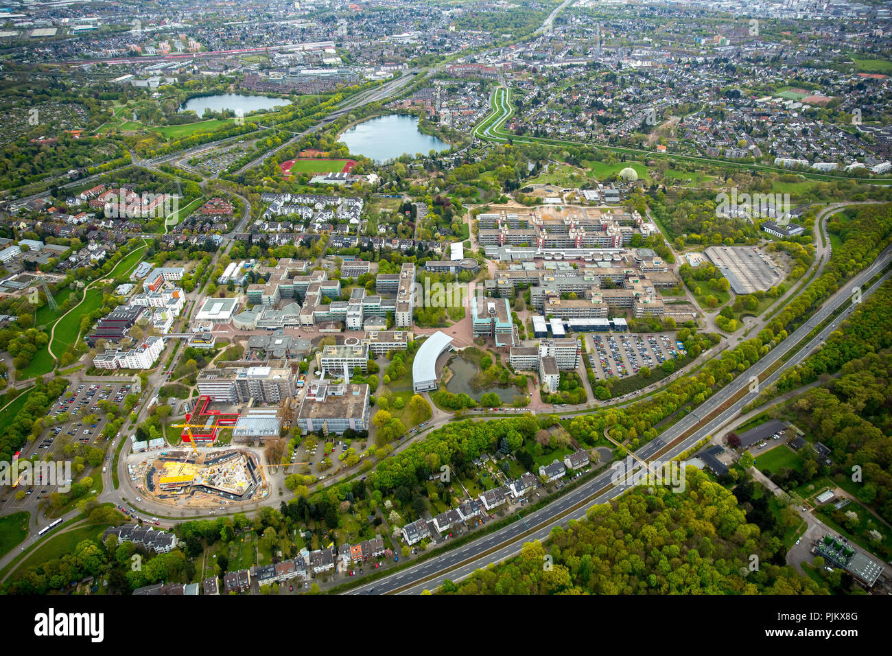University Of Dusseldorf High Resolution Stock Photography And Images Alamy