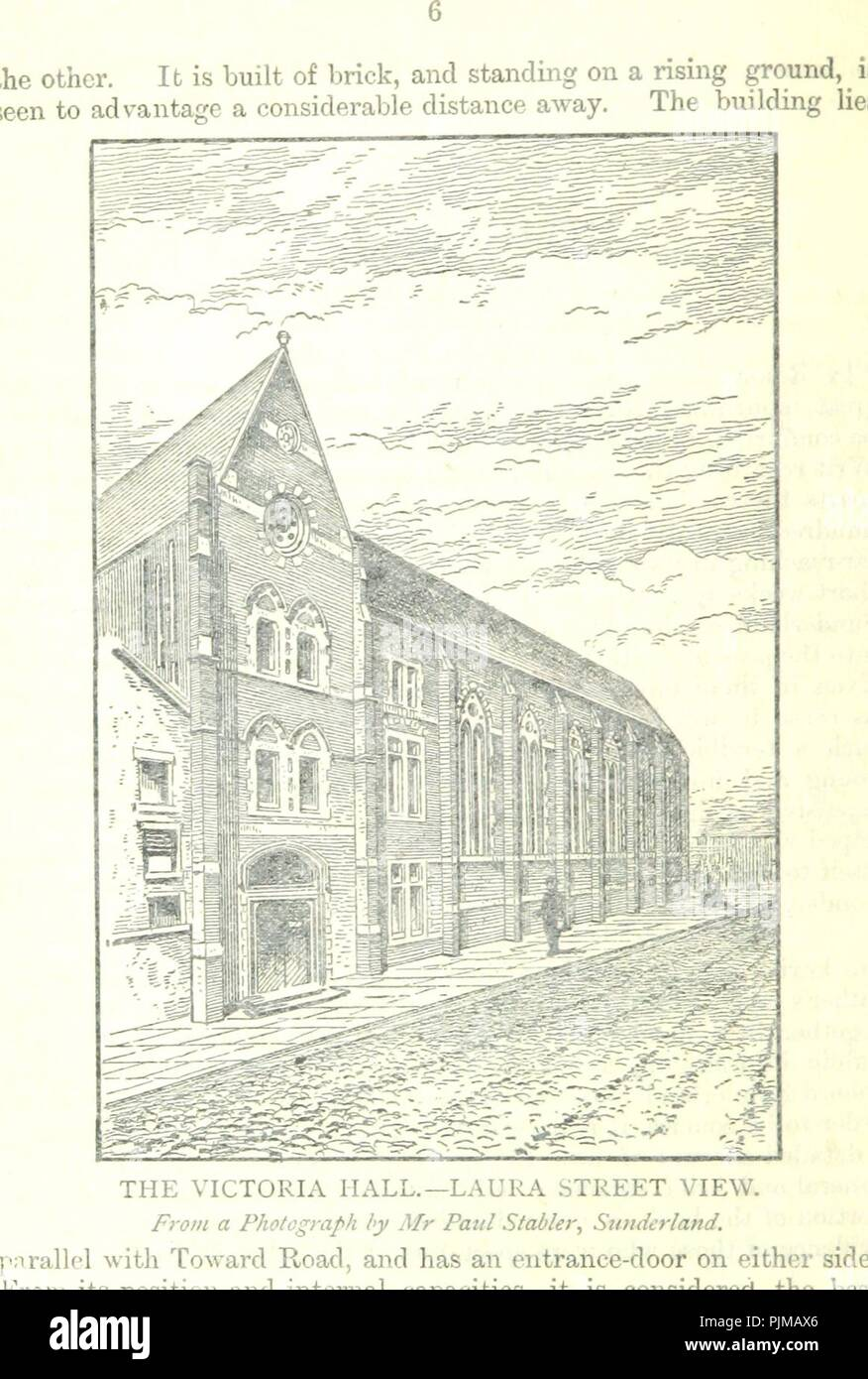 Image from page 10 of 'The Victoria Hall disaster  Narrative of the